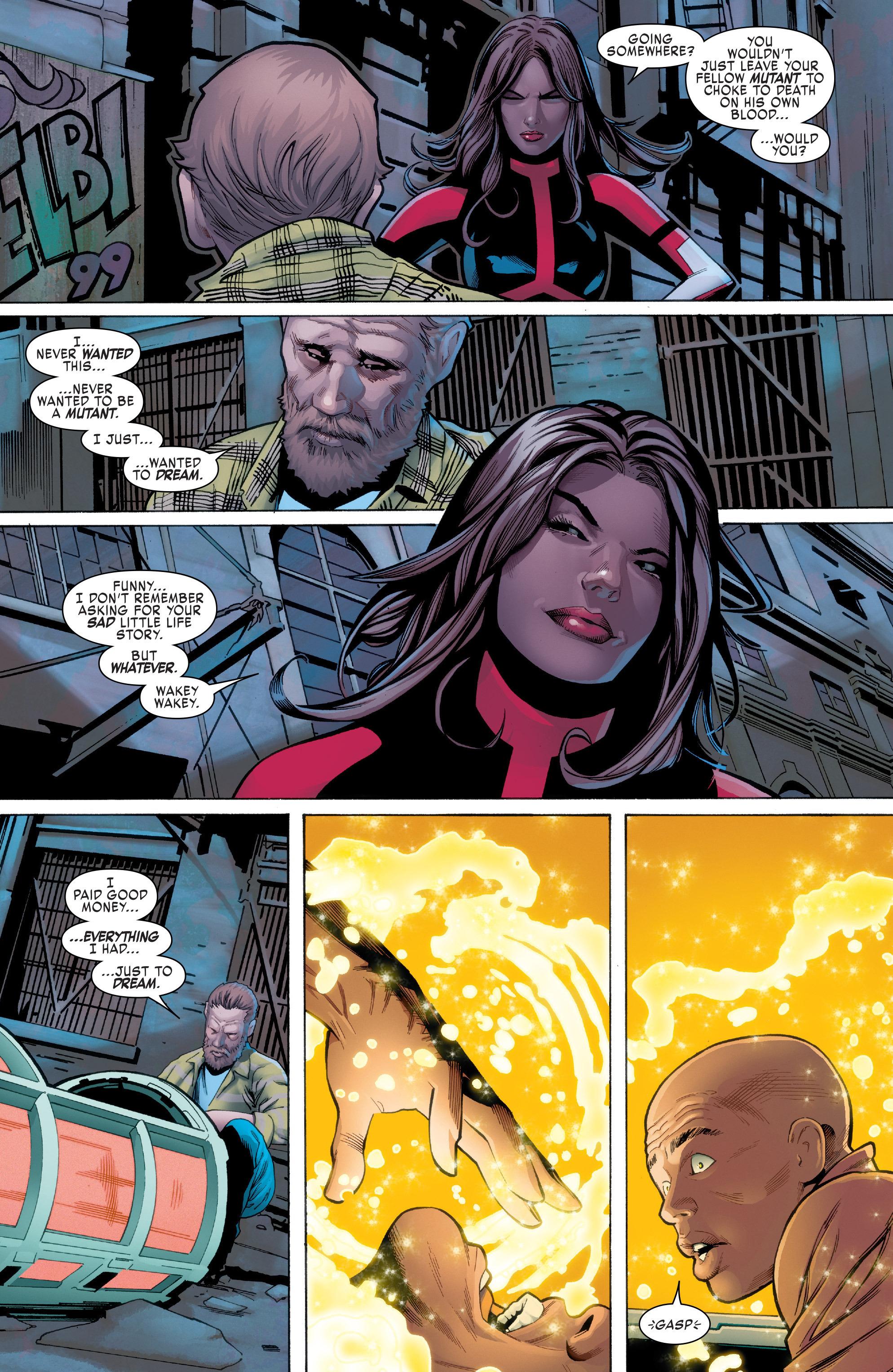 Read online Uncanny X-Men (2016) comic -  Issue #1 - 17