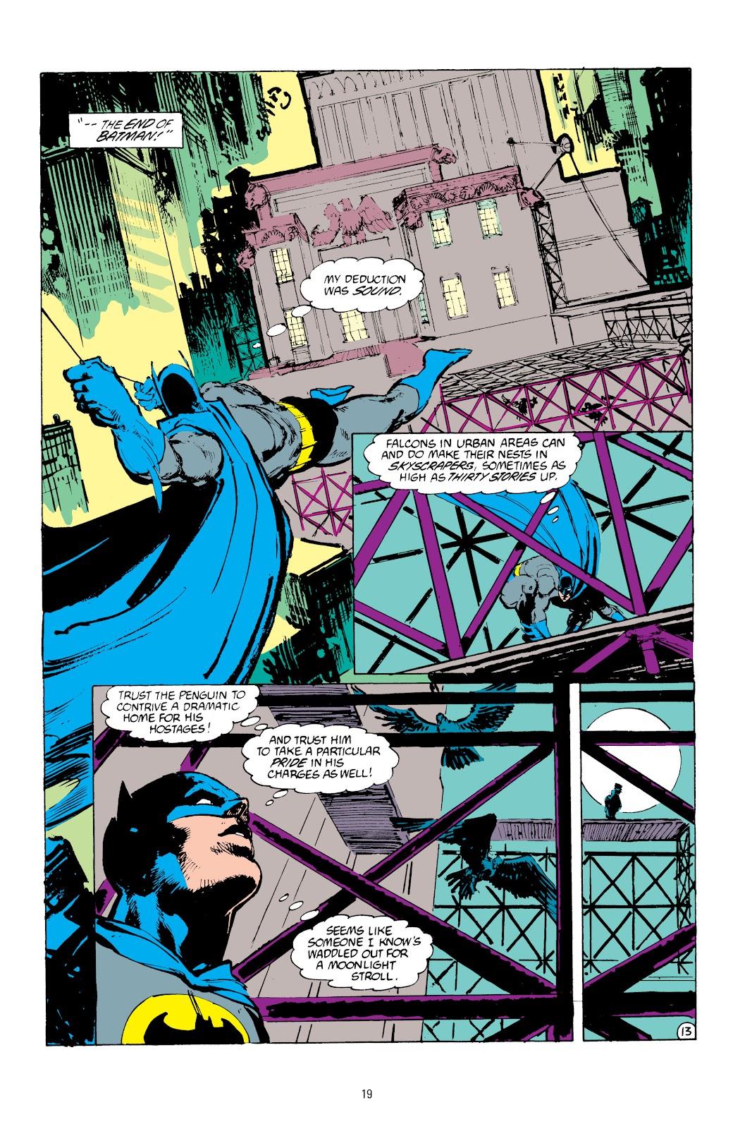 Read online Detective Comics (1937) comic -  Issue # _TPB Batman - The Dark Knight Detective 1 (Part 1) - 19