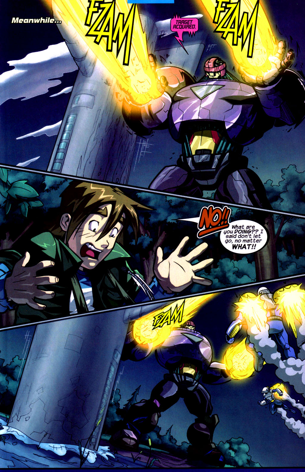 Read online Sentinel comic -  Issue #9 - 4