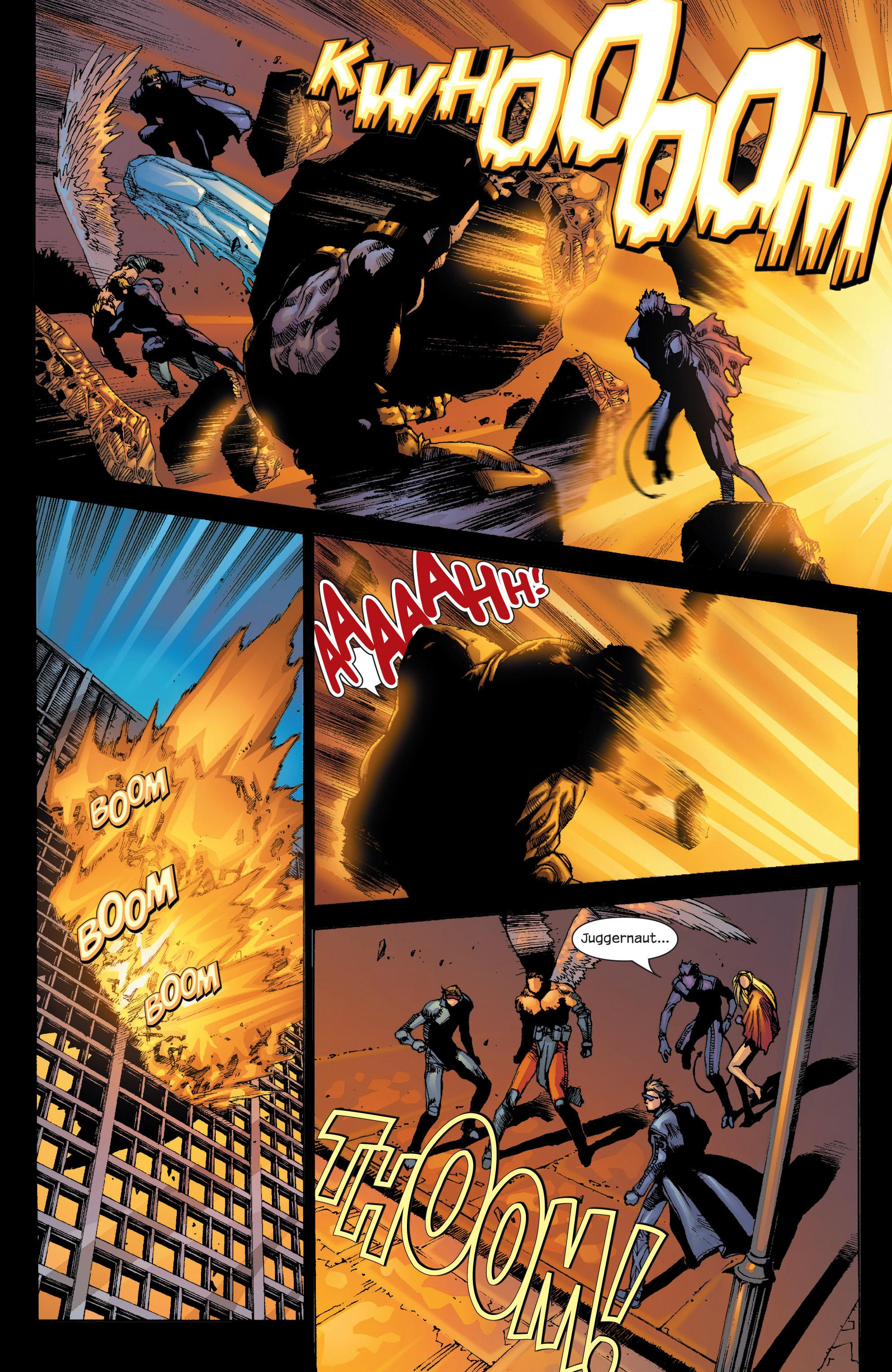 Read online Uncanny X-Men (1963) comic -  Issue #420 - 21