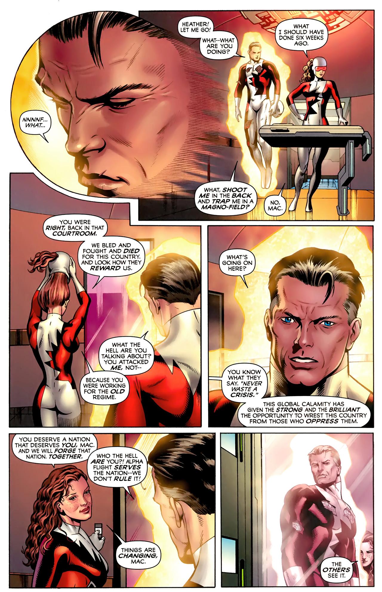 Read online Alpha Flight (2011) comic -  Issue #2 - 15