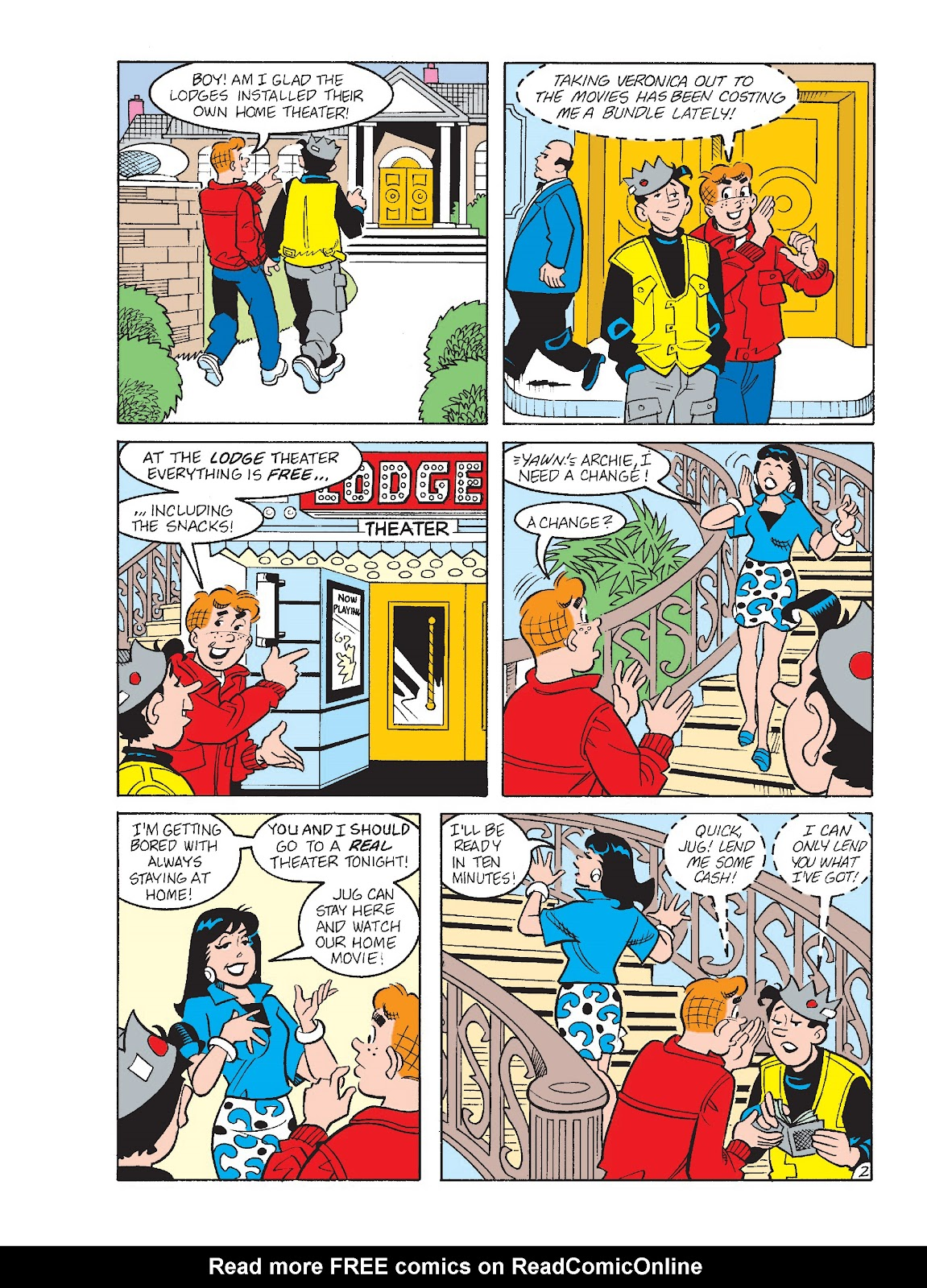 Betty and Veronica Double Digest issue 291 - Page 81