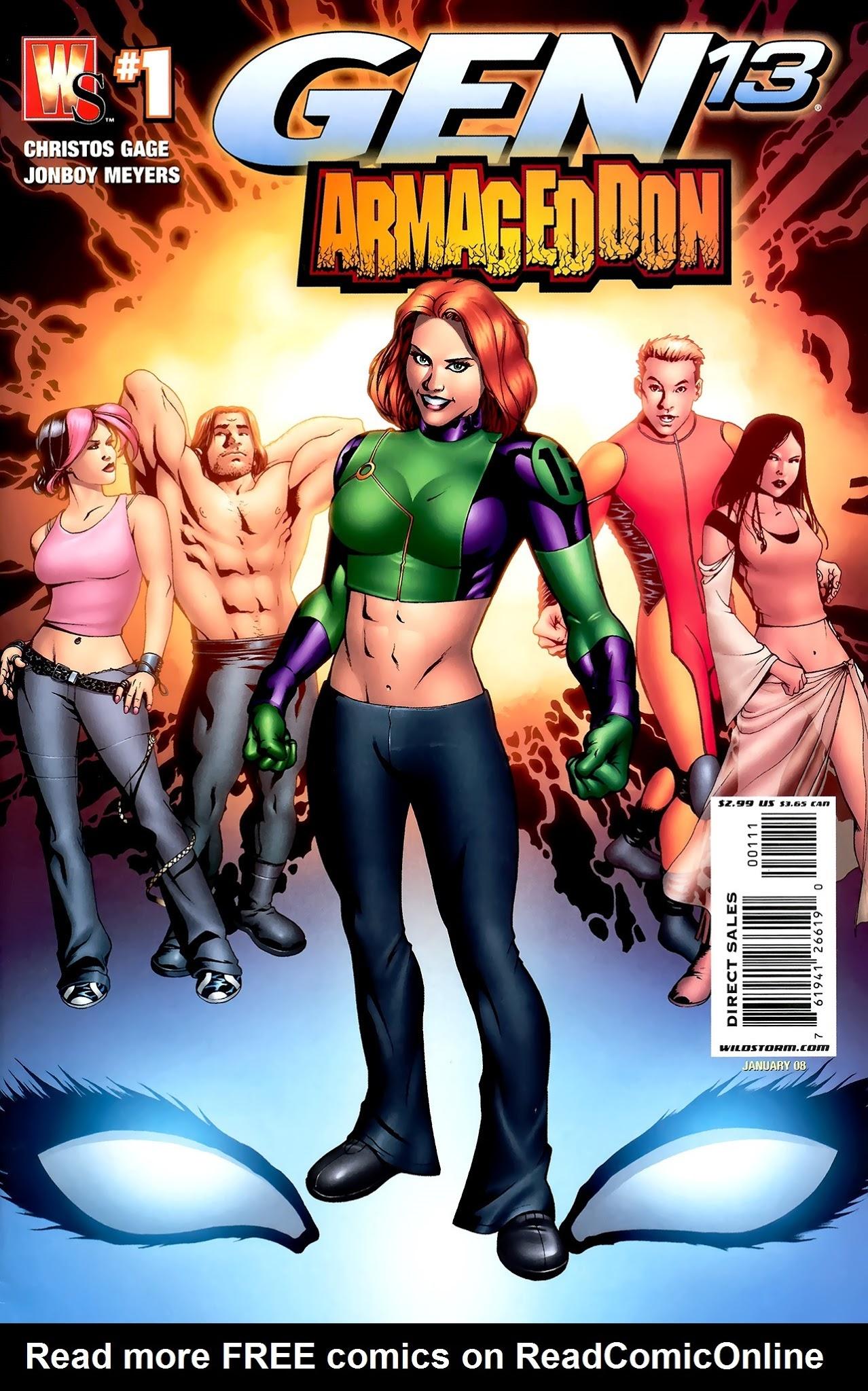 Gen13: Armageddon issue Full - Page 1