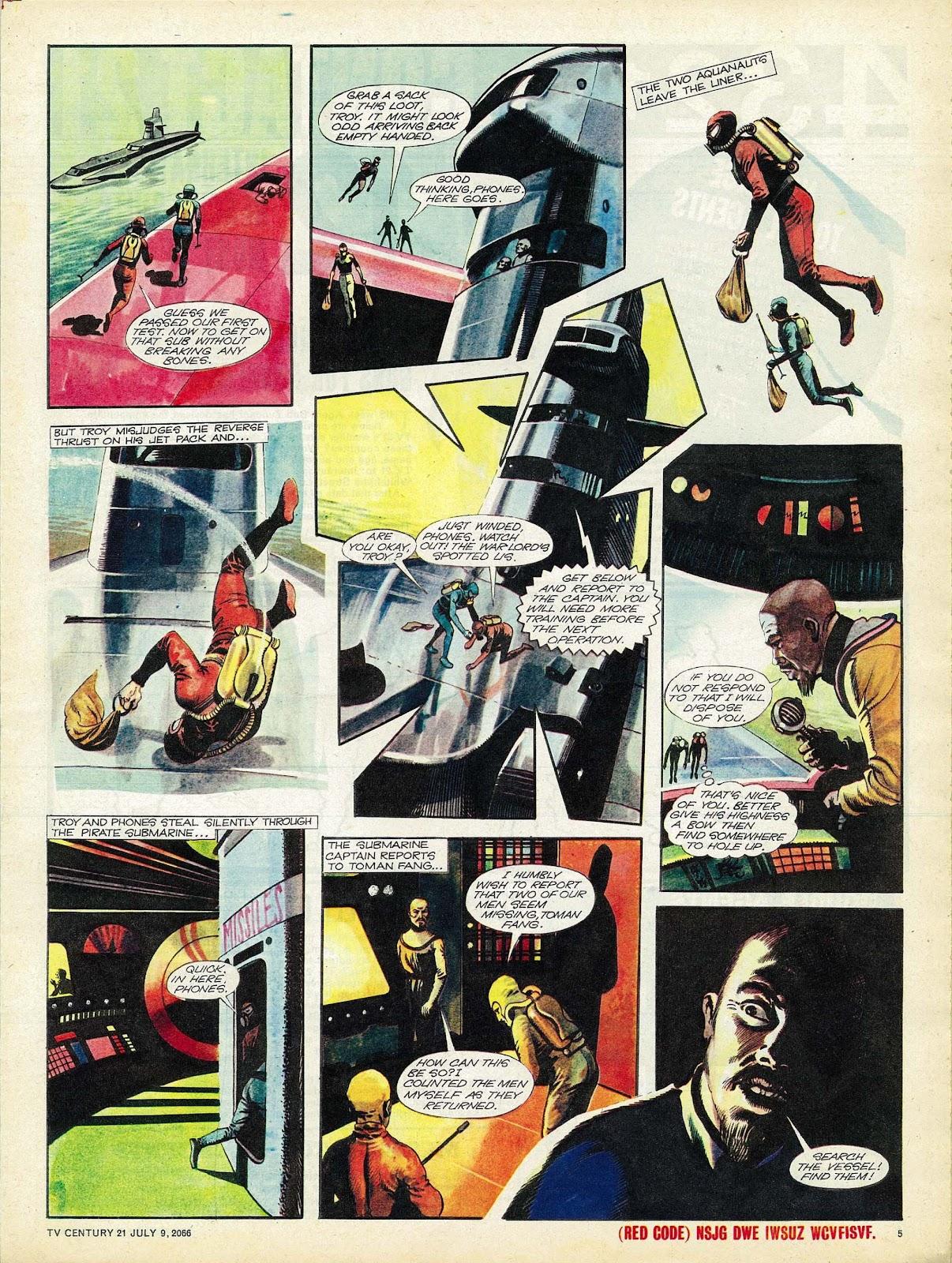 TV Century 21 (TV 21) issue 77 - Page 5