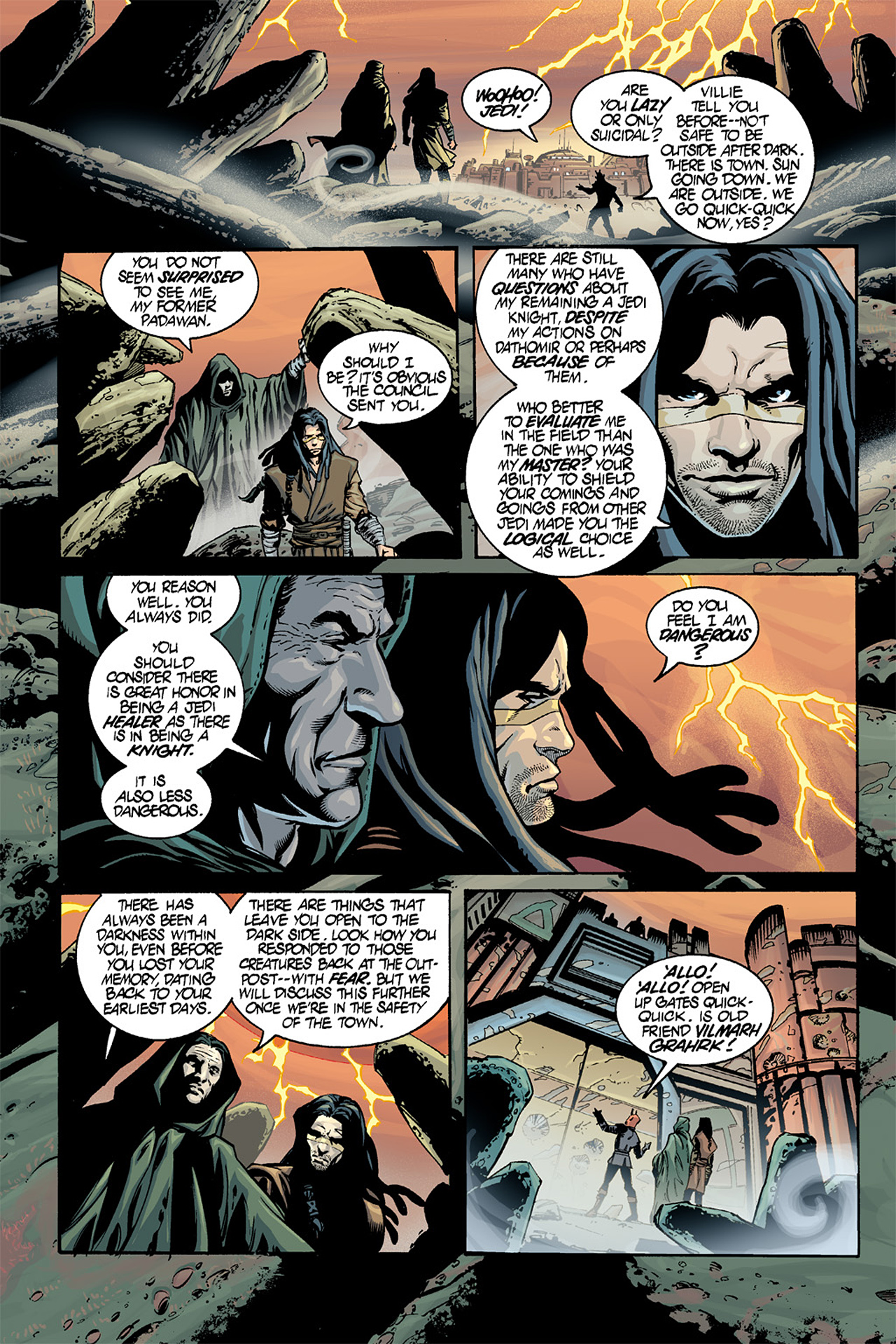 Read online Star Wars Omnibus comic -  Issue # Vol. 15 - 208