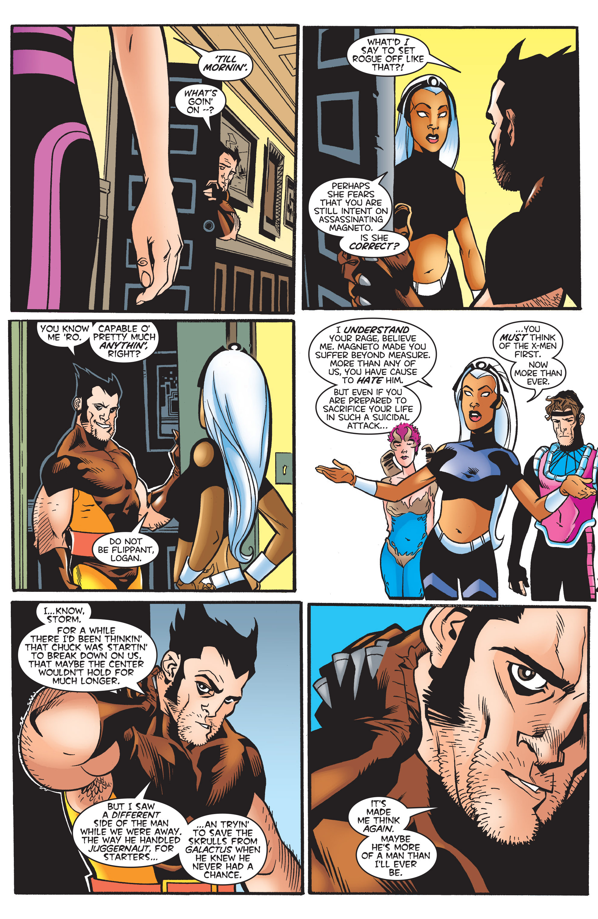 X-Men (1991) 91 Page 14