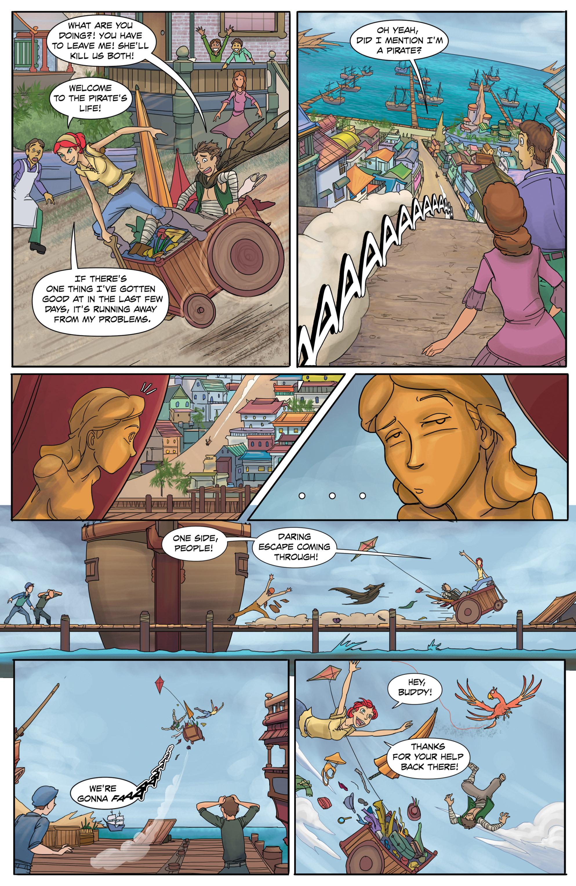 Read online Anne Bonnie comic -  Issue #2 - 22
