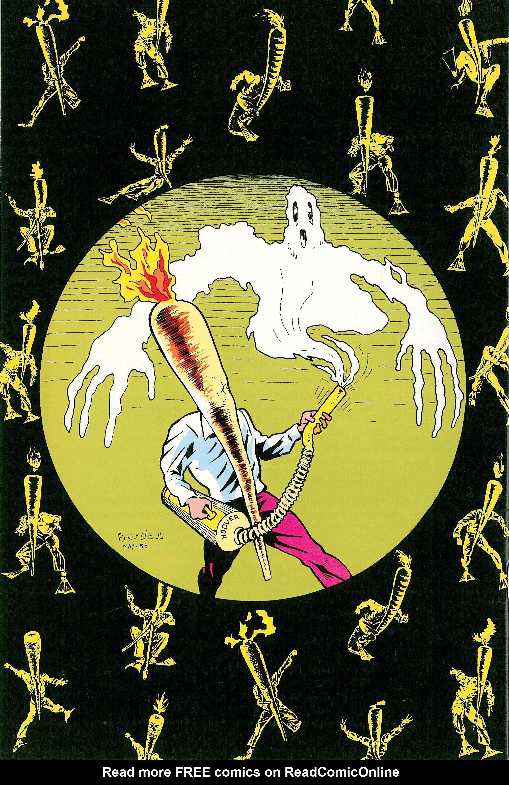 Read online Flaming Carrot Comics (1984) comic -  Issue #2 - 28