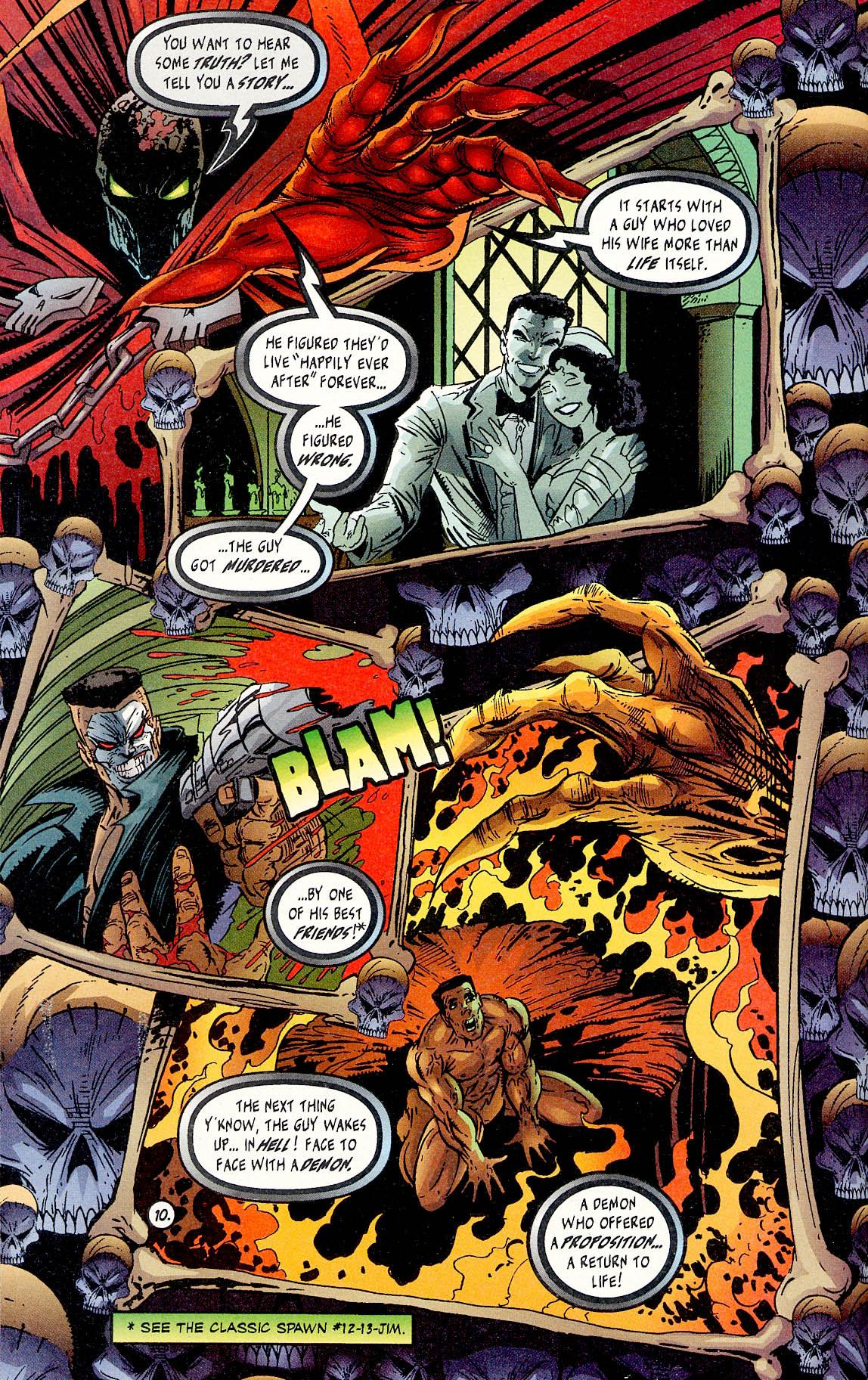 Read online ShadowHawk comic -  Issue #17 - 10