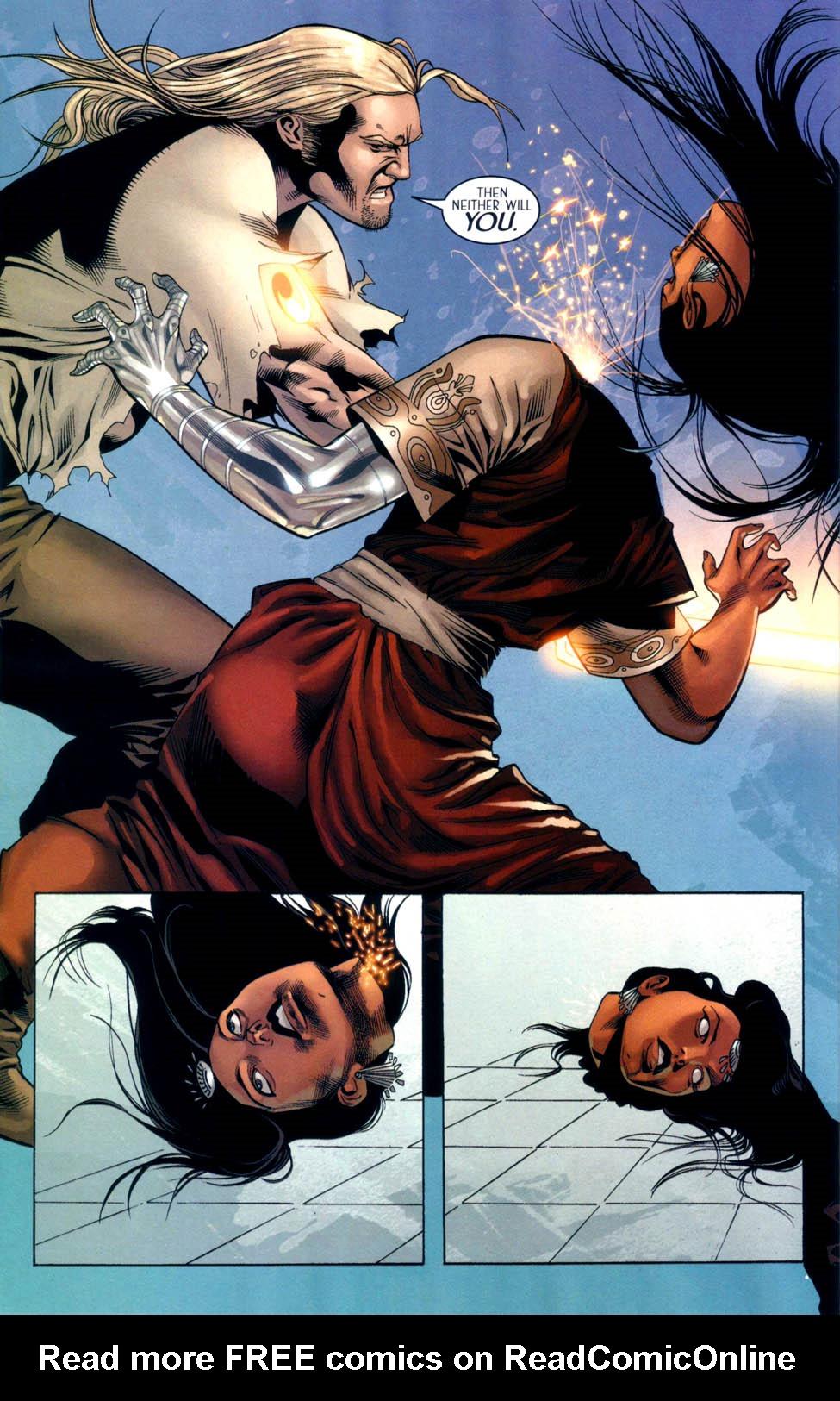 Read online Scion comic -  Issue #33 - 20