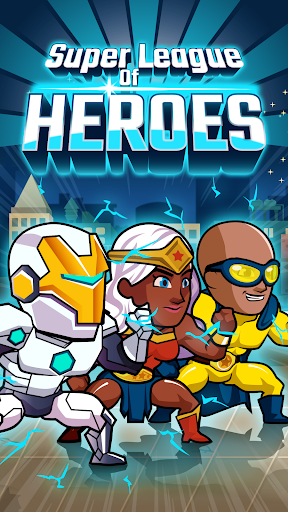 Game Super League of Heroes Hack