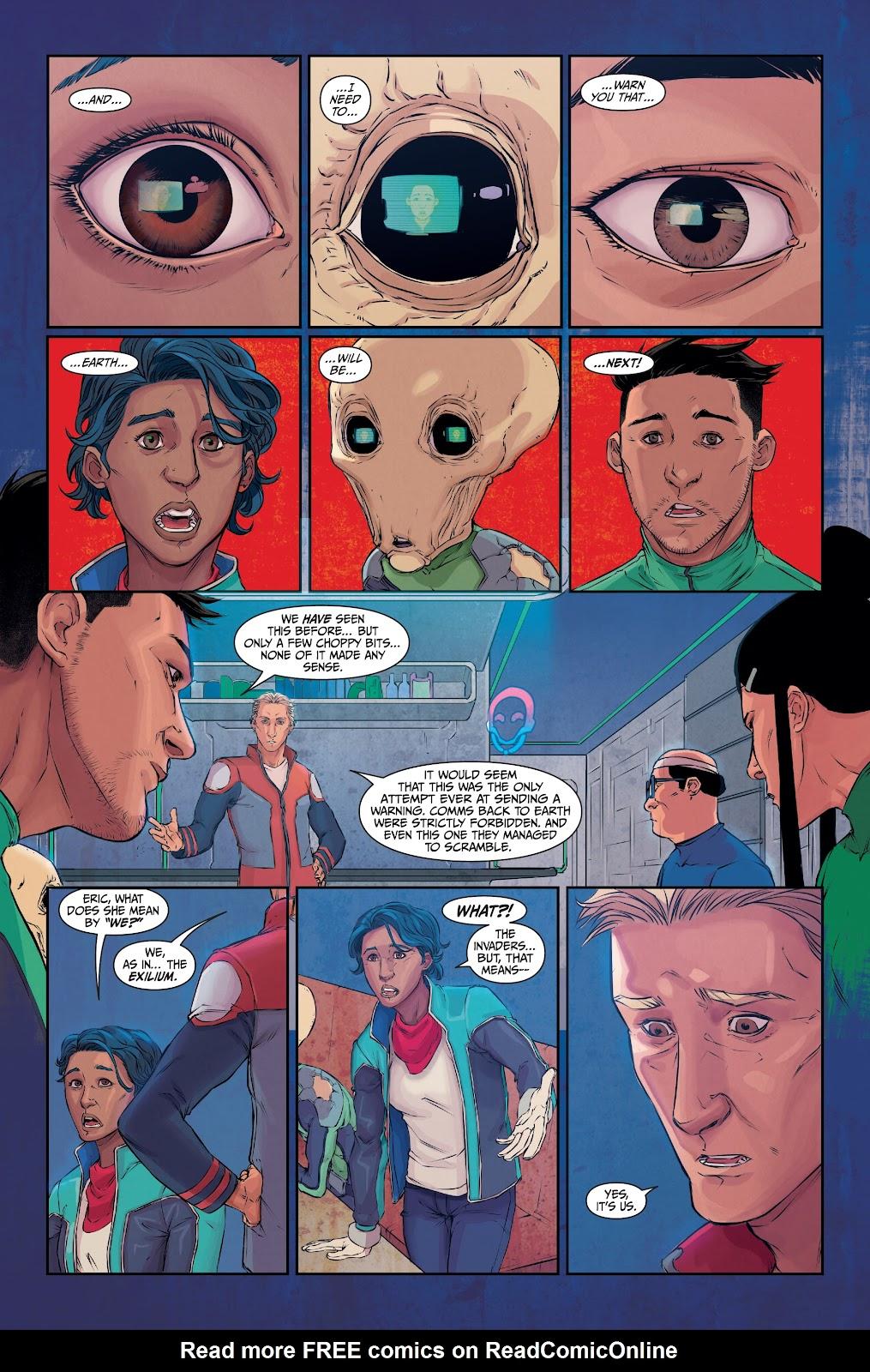 Exilium issue 6 - Page 17