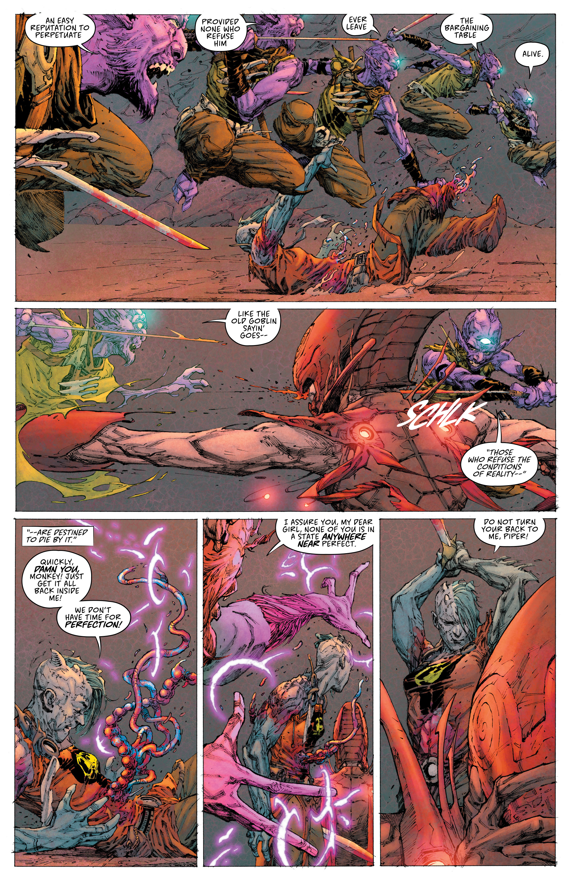 Read online Seven To Eternity comic -  Issue #3 - 10