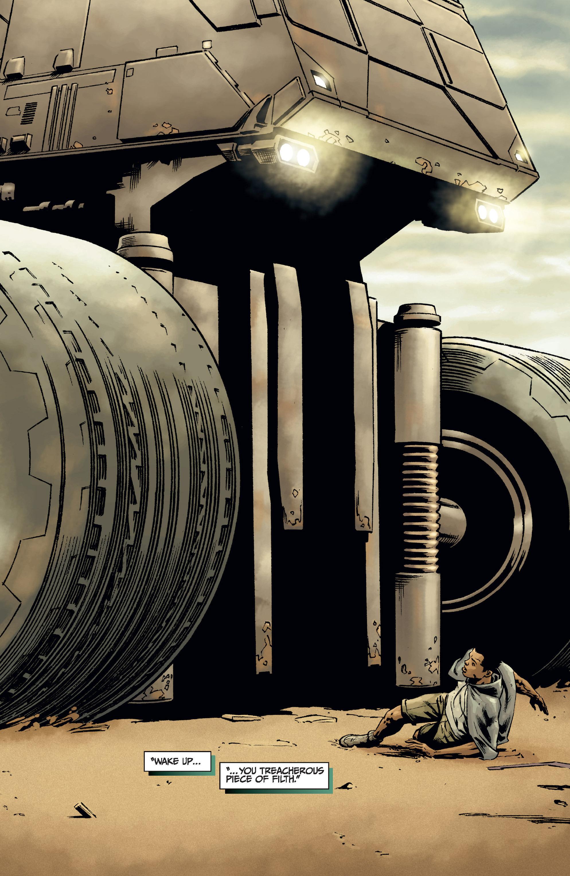 Read online Star Wars Omnibus comic -  Issue # Vol. 20 - 194