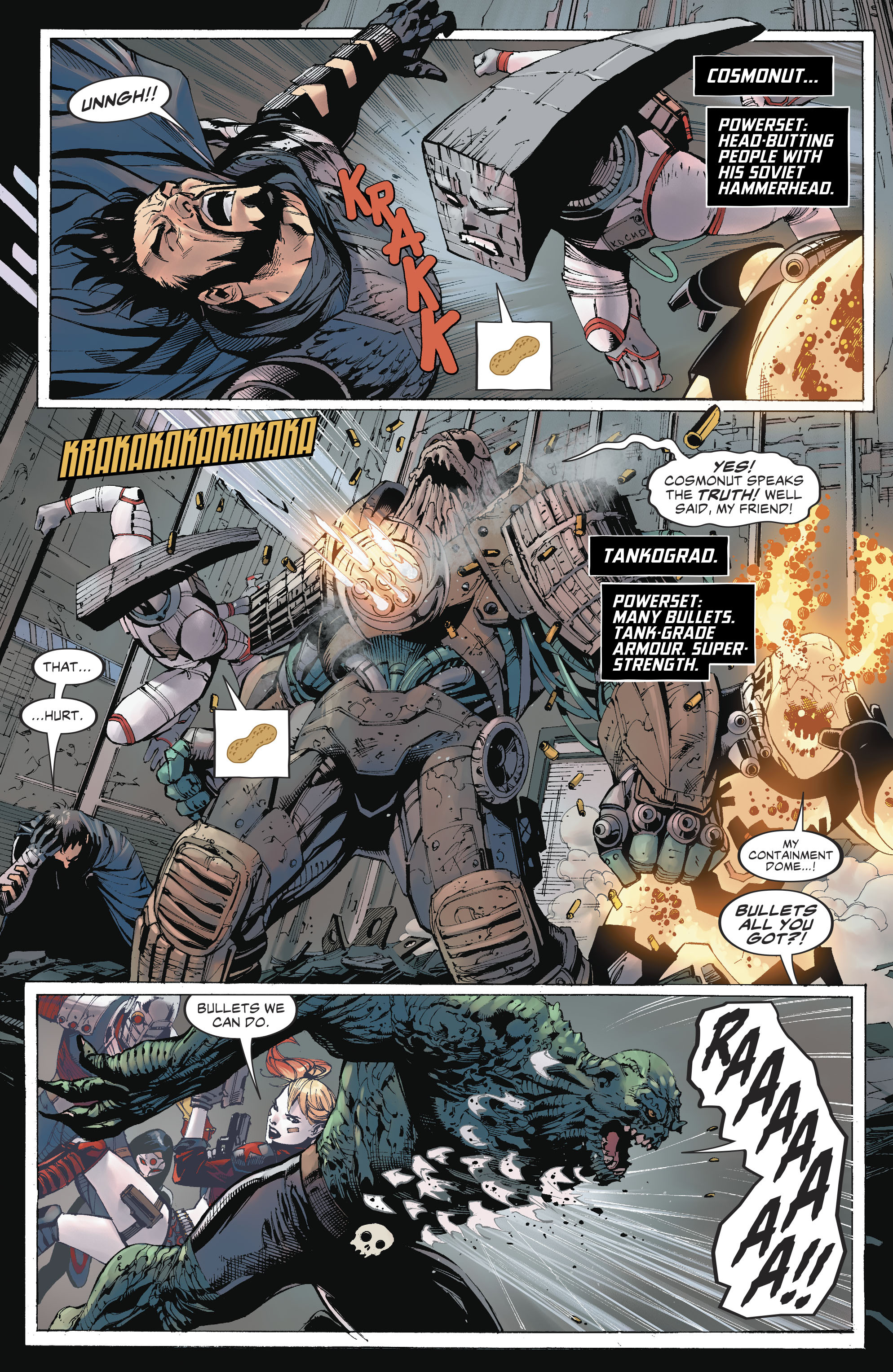 Read online Suicide Squad (2016) comic -  Issue #17 - 9