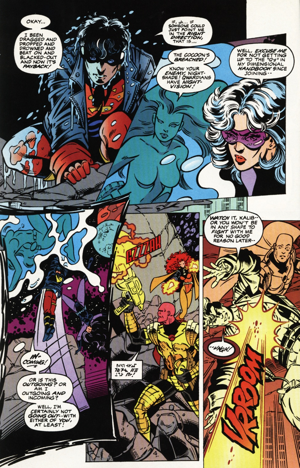 Read online Superboy & The Ravers comic -  Issue #2 - 5
