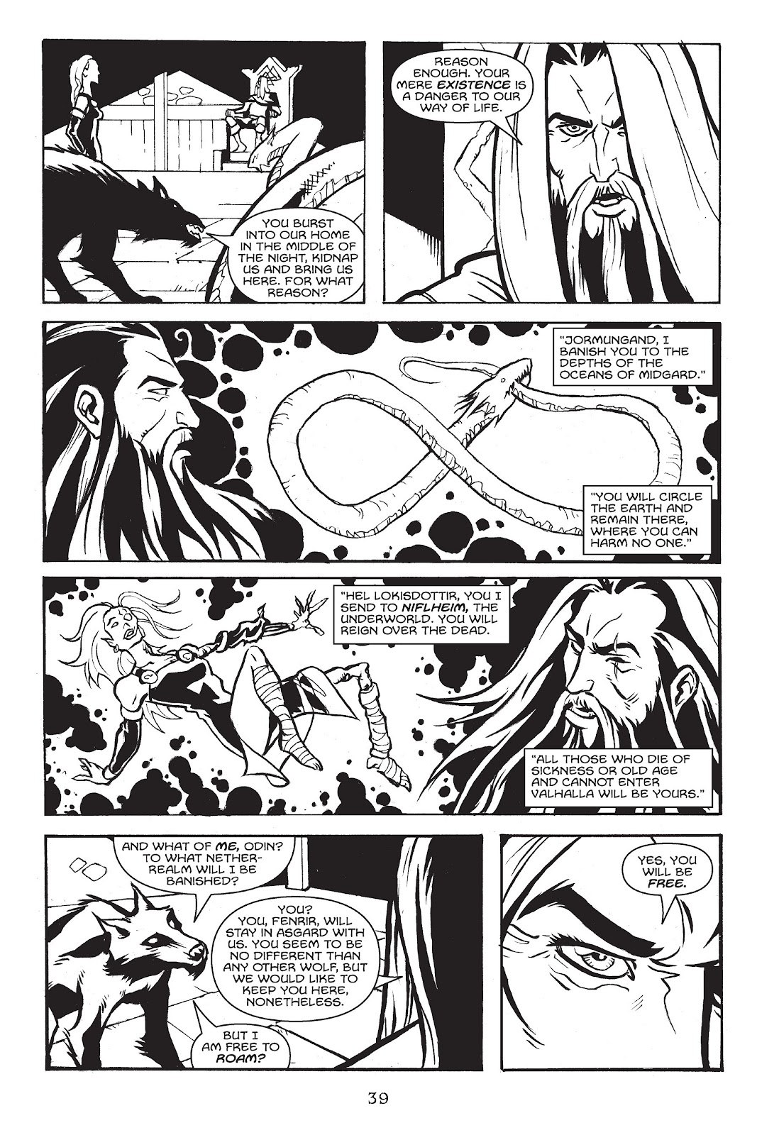 Read online Gods of Asgard comic -  Issue # TPB (Part 1) - 40