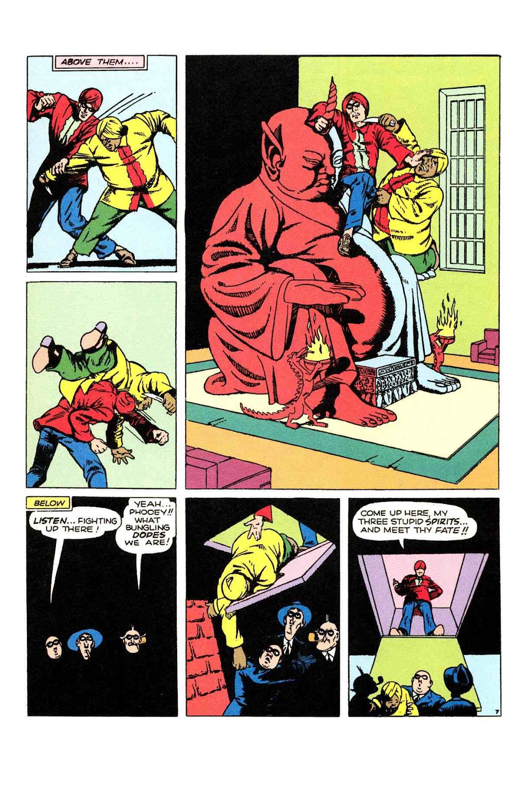 Read online Will Eisner's The Spirit Archives comic -  Issue # TPB 2 (Part 1) - 47