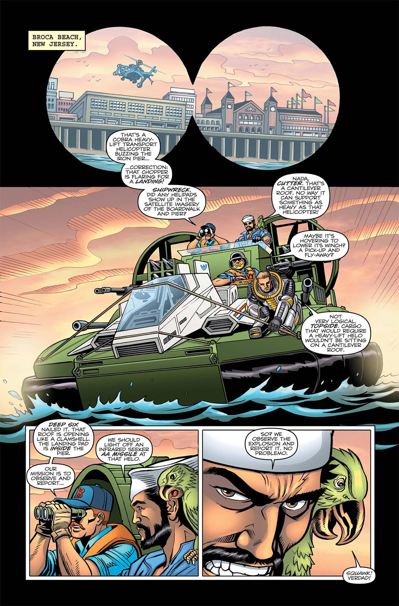 G.I. Joe: A Real American Hero 166 Page 4