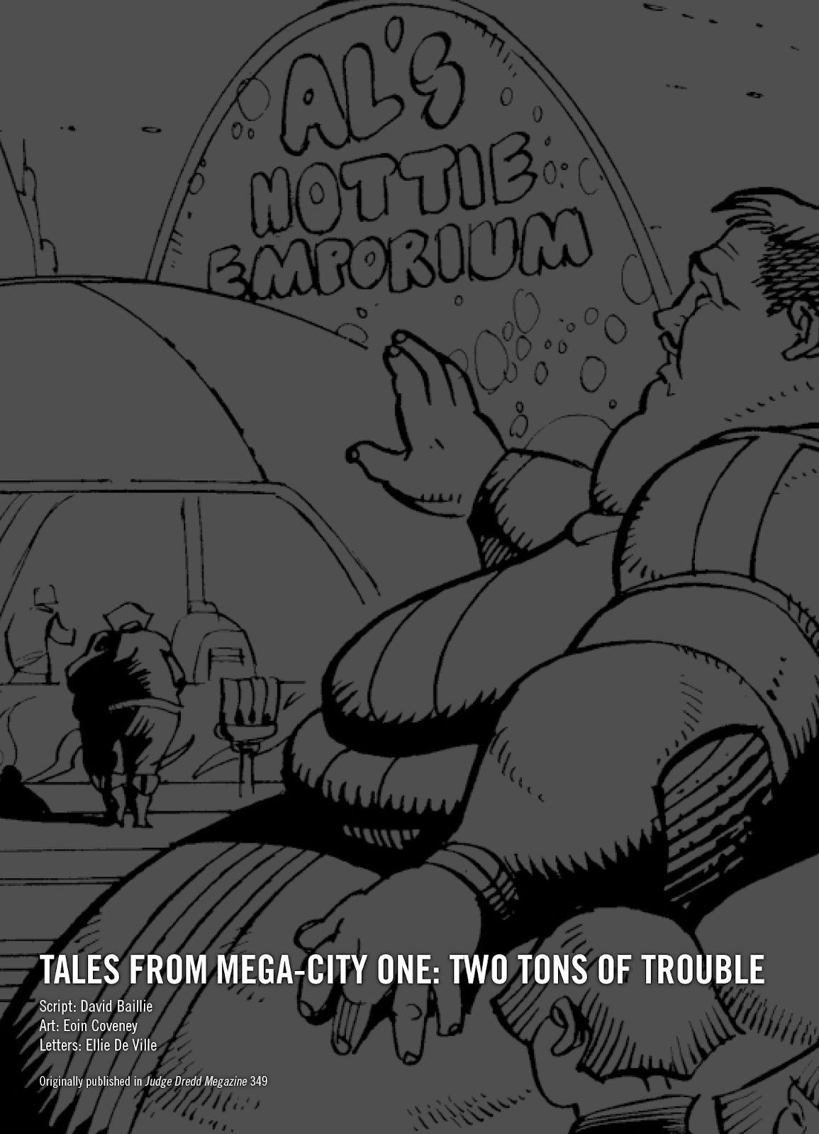 Judge Dredd Megazine (Vol. 5) issue 427 - Page 119