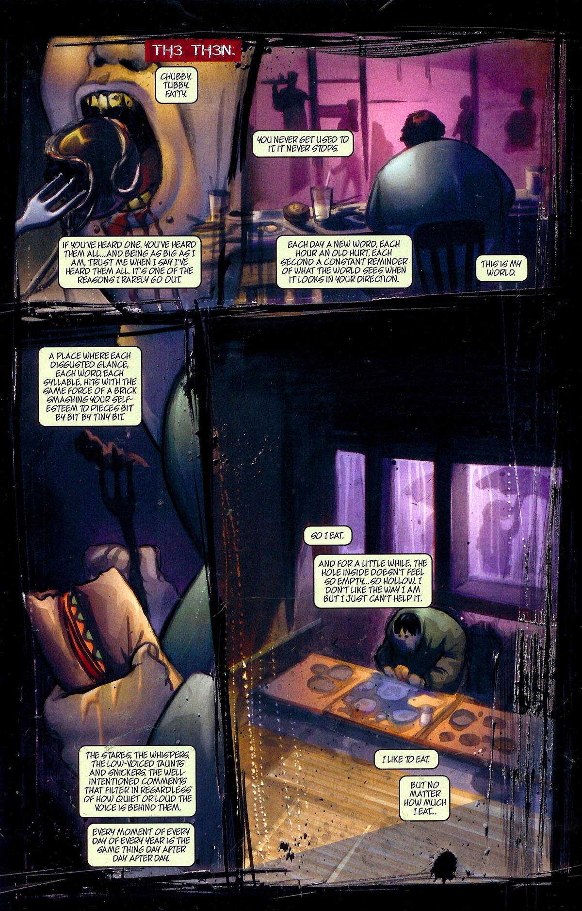 Read online Se7en comic -  Issue #1 - 11