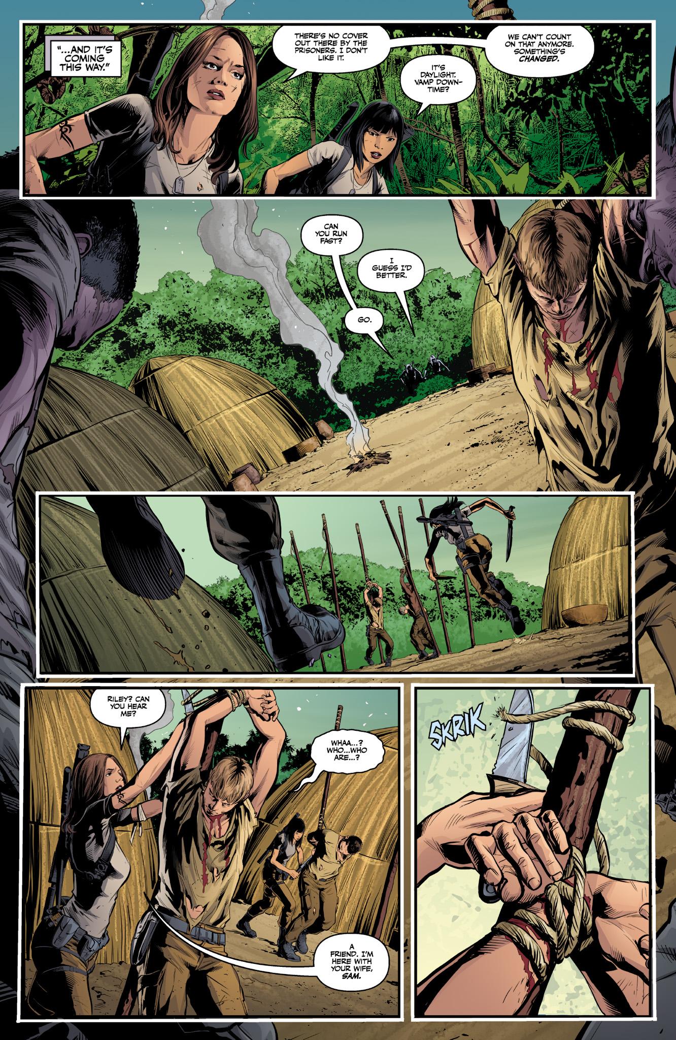 Read online Angel & Faith Season 10 comic -  Issue #9 - 11