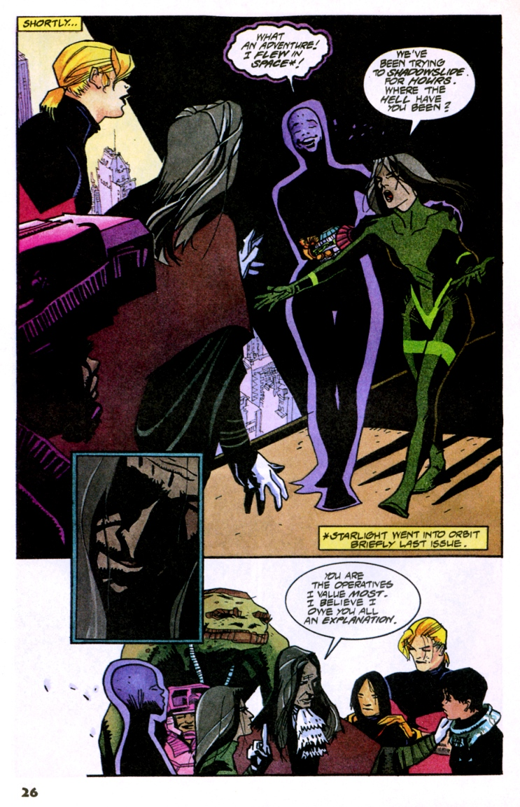 Read online Shadow Cabinet comic -  Issue #10 - 28