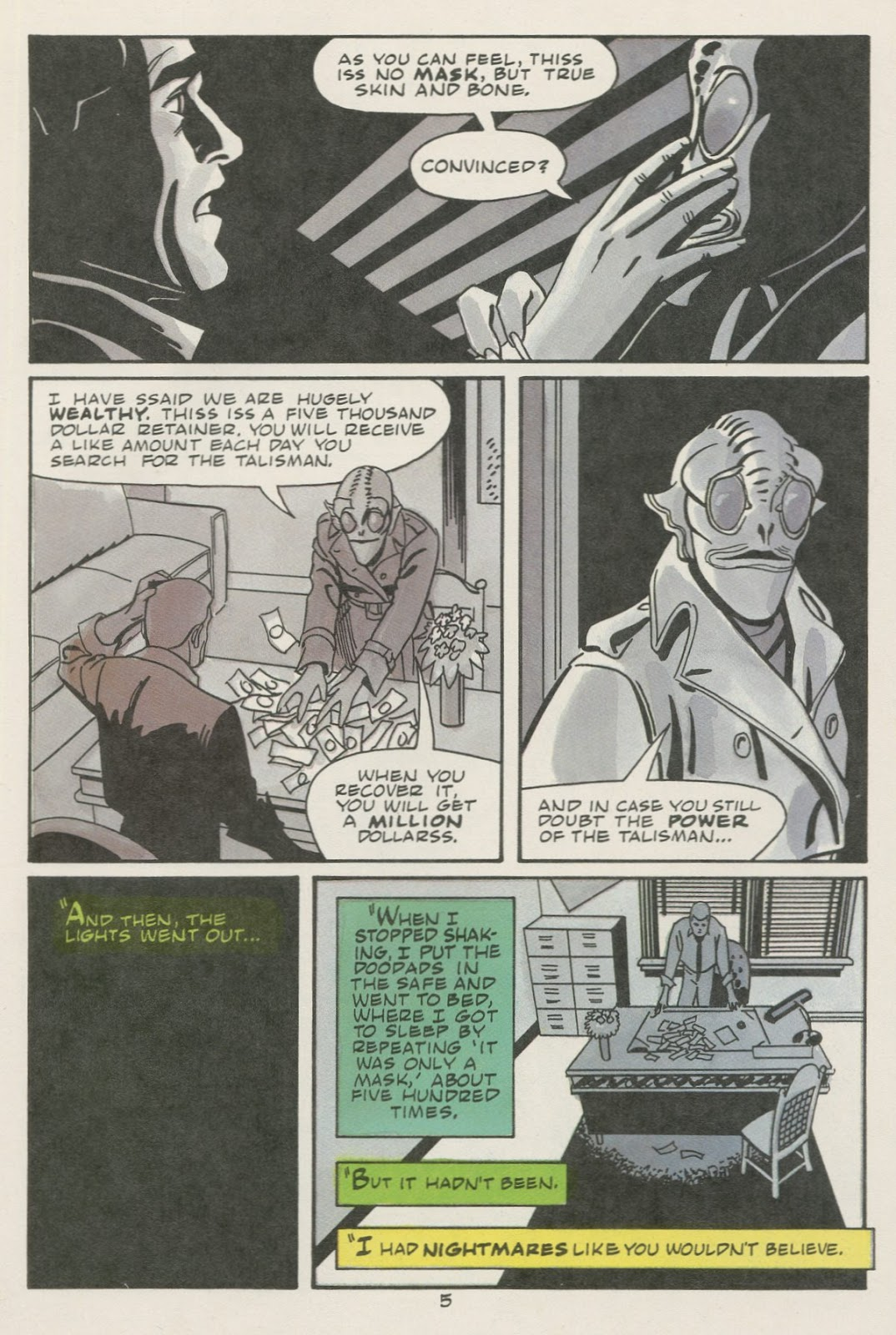 Jonny Quest (1986) issue 18 - Page 7