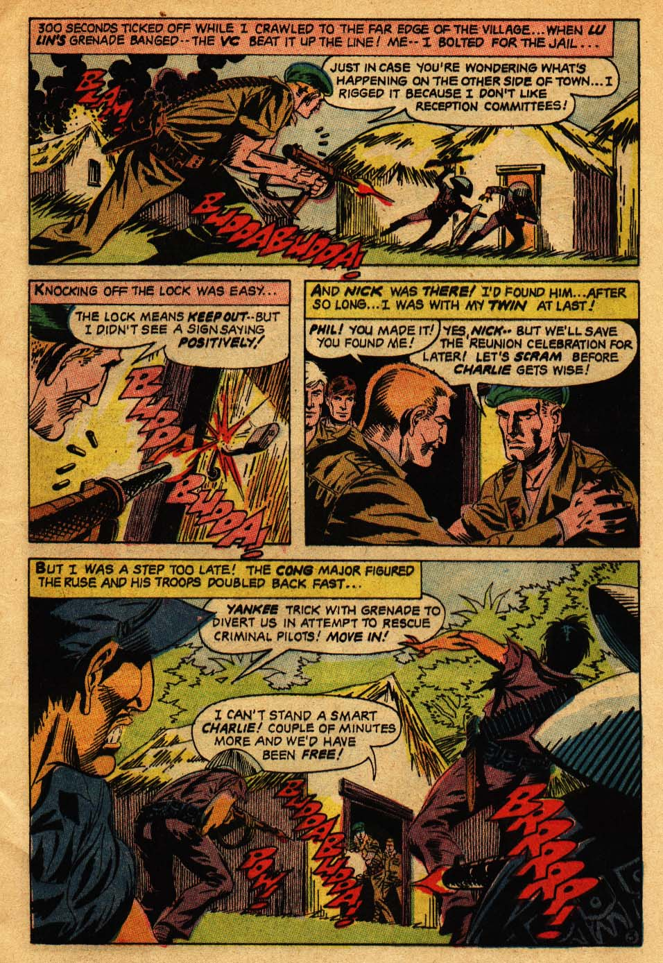 Our Fighting Forces (1954) issue 106 - Page 5