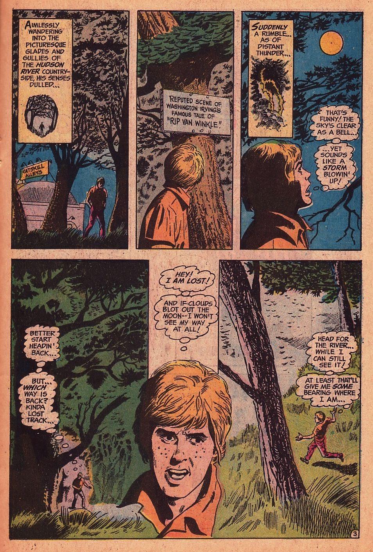 Read online Strange Sports Stories (1973) comic -  Issue #1 - 17