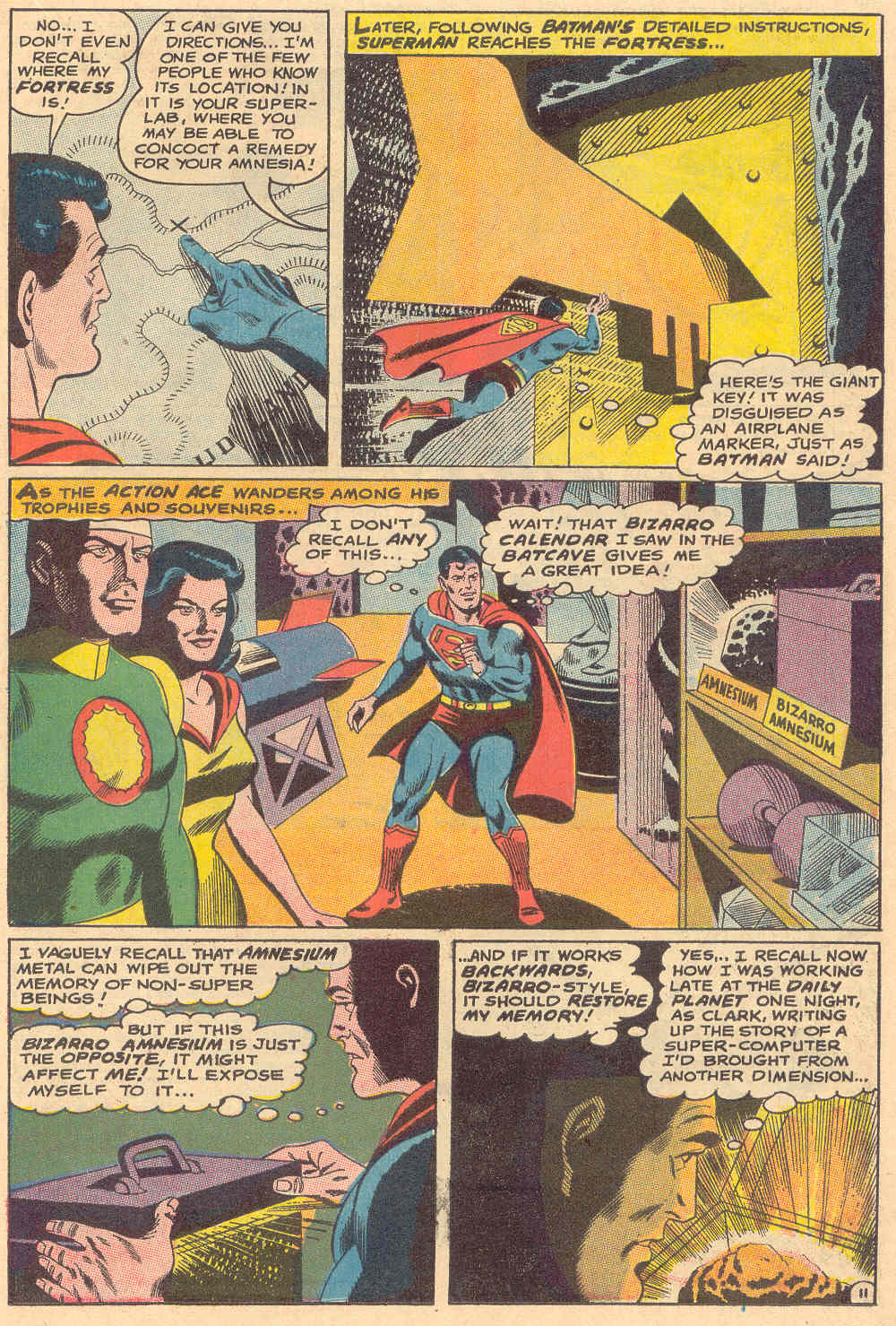 Read online Action Comics (1938) comic -  Issue #375 - 15
