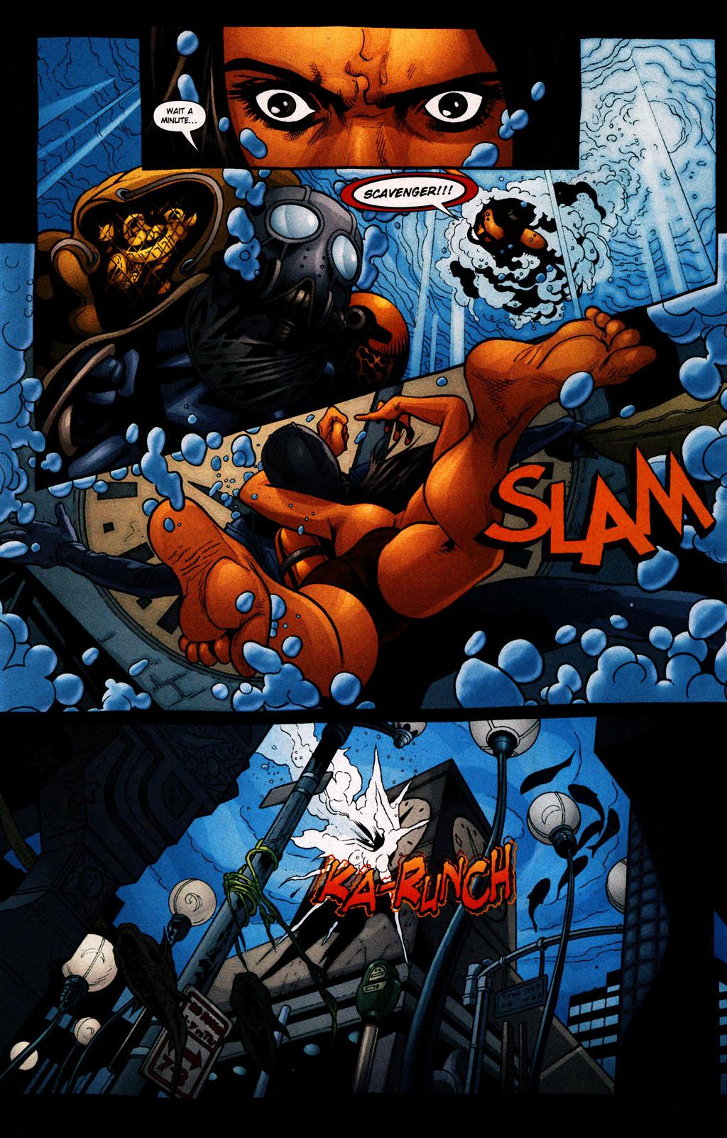 Read online Aquaman (2003) comic -  Issue #25 - 6