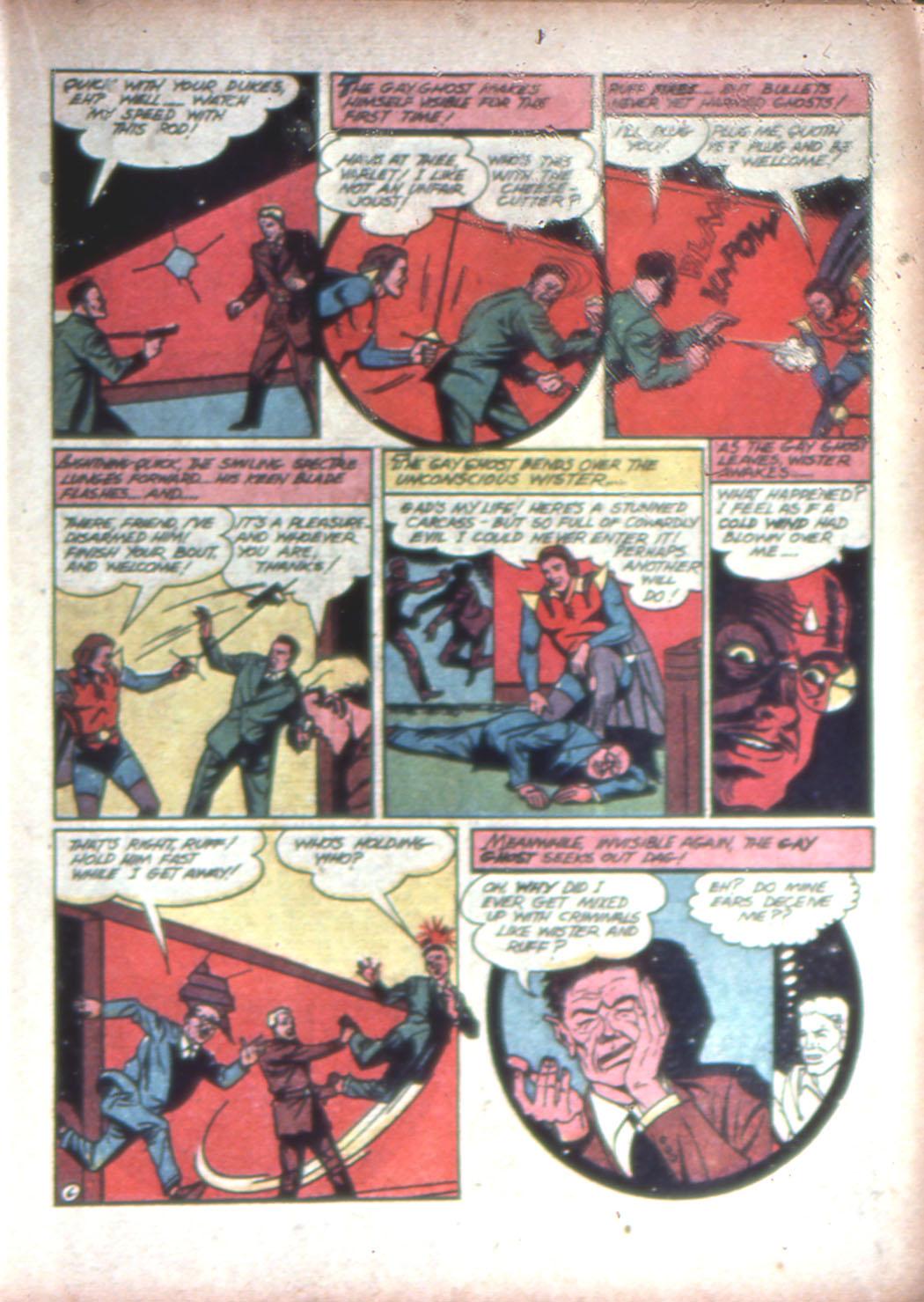 Read online Sensation (Mystery) Comics comic -  Issue #15 - 31