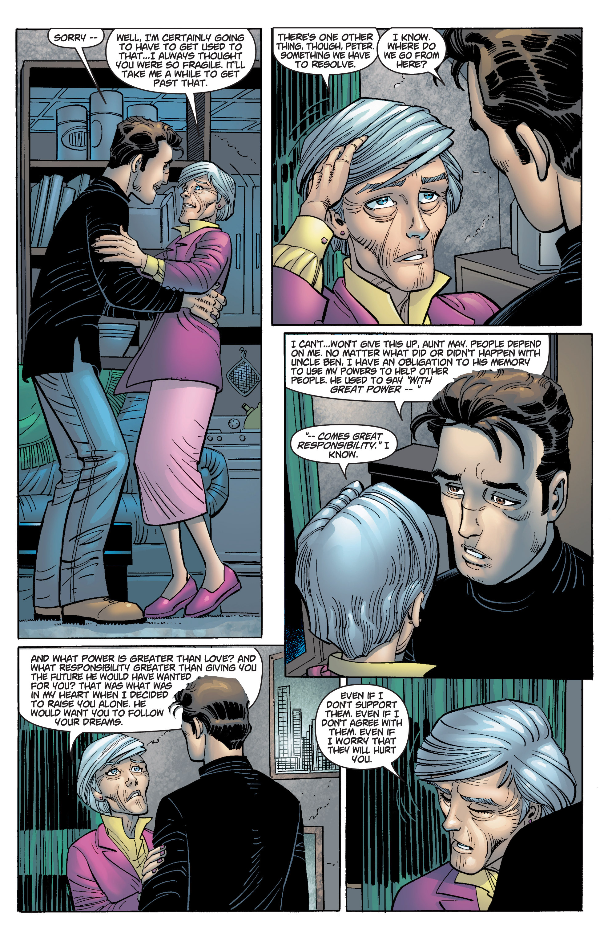 The Amazing Spider-Man (1999) 38 Page 16