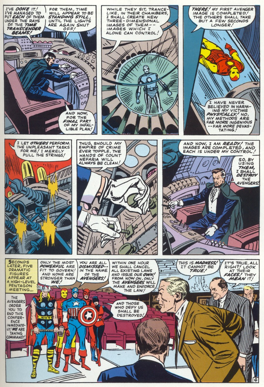 The Avengers (1963) 13 Page 6