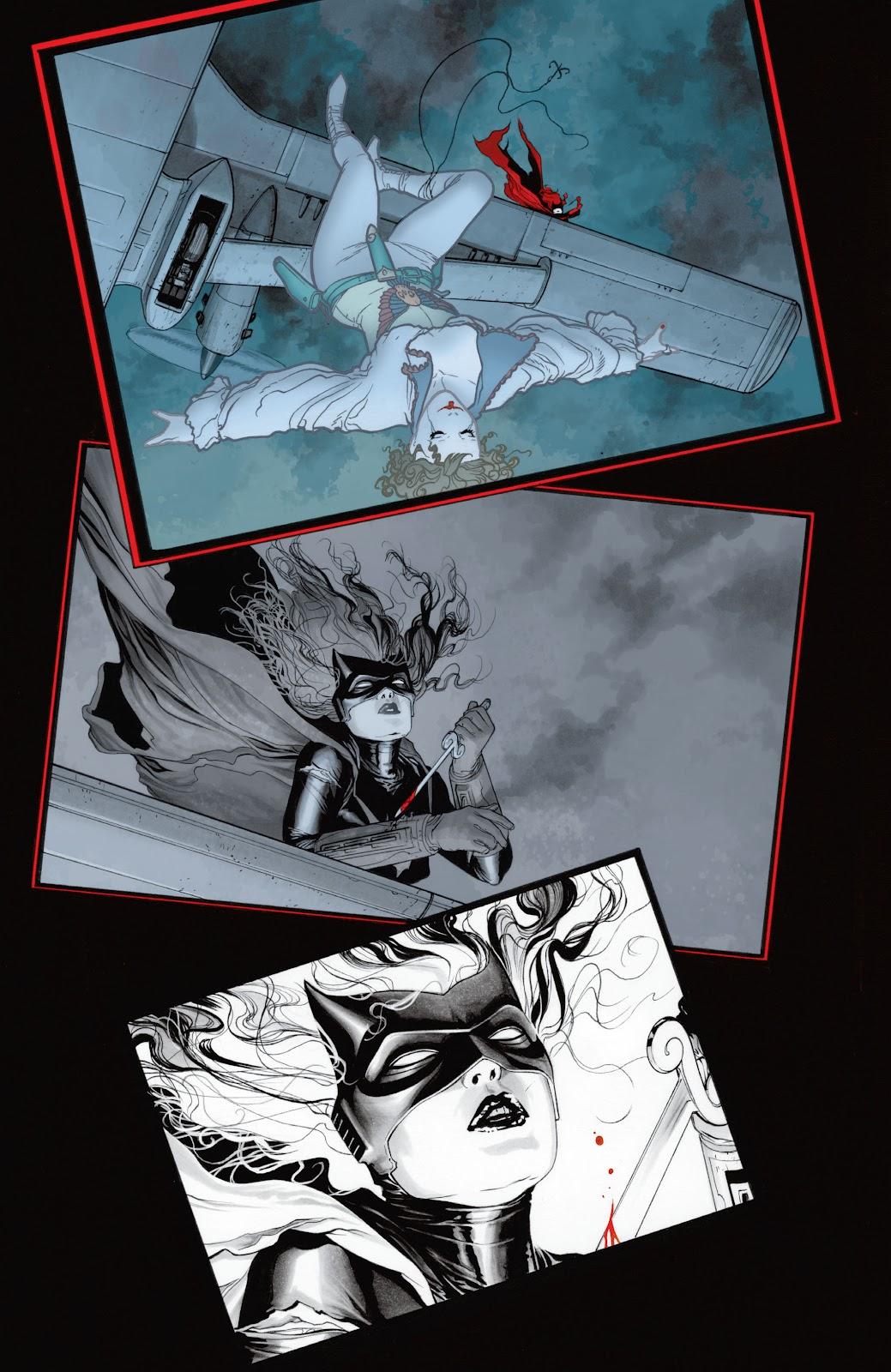 Read online Detective Comics (1937) comic -  Issue # _TPB Batwoman - Elegy (Part 1) - 80