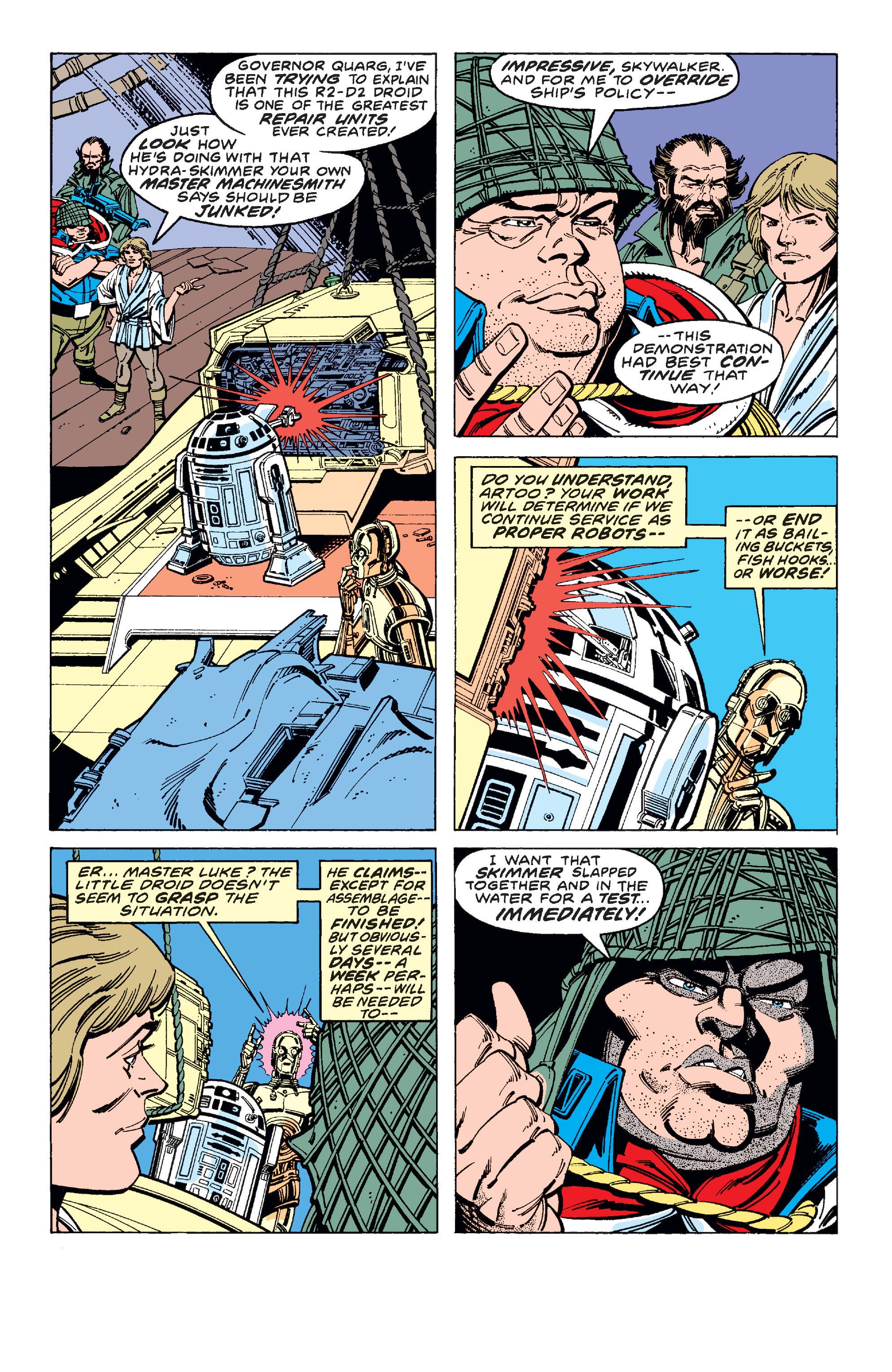 Read online Star Wars Omnibus comic -  Issue # Vol. 13 - 226