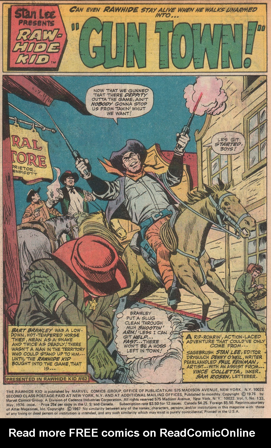 The Rawhide Kid (1955) issue 133 - Page 3