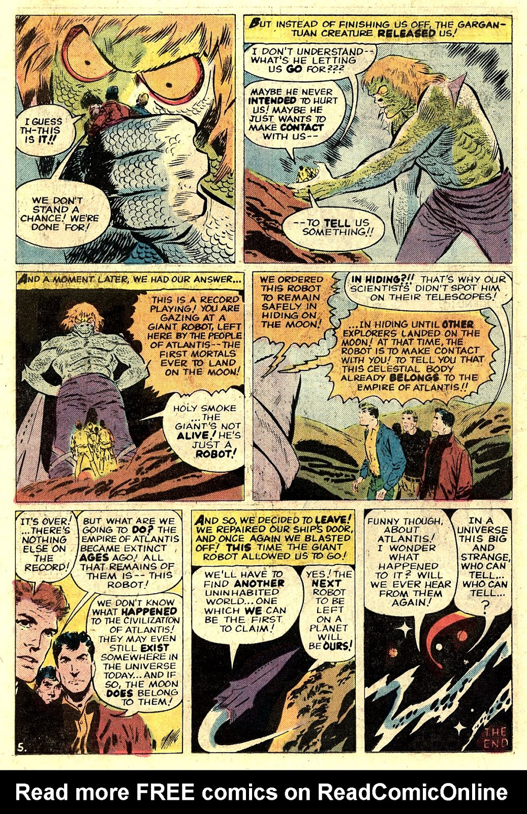 Journey Into Mystery (1972) issue 14 - Page 18