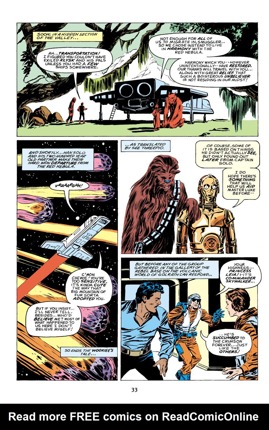 Read online Star Wars Omnibus comic -  Issue # Vol. 16 - 34