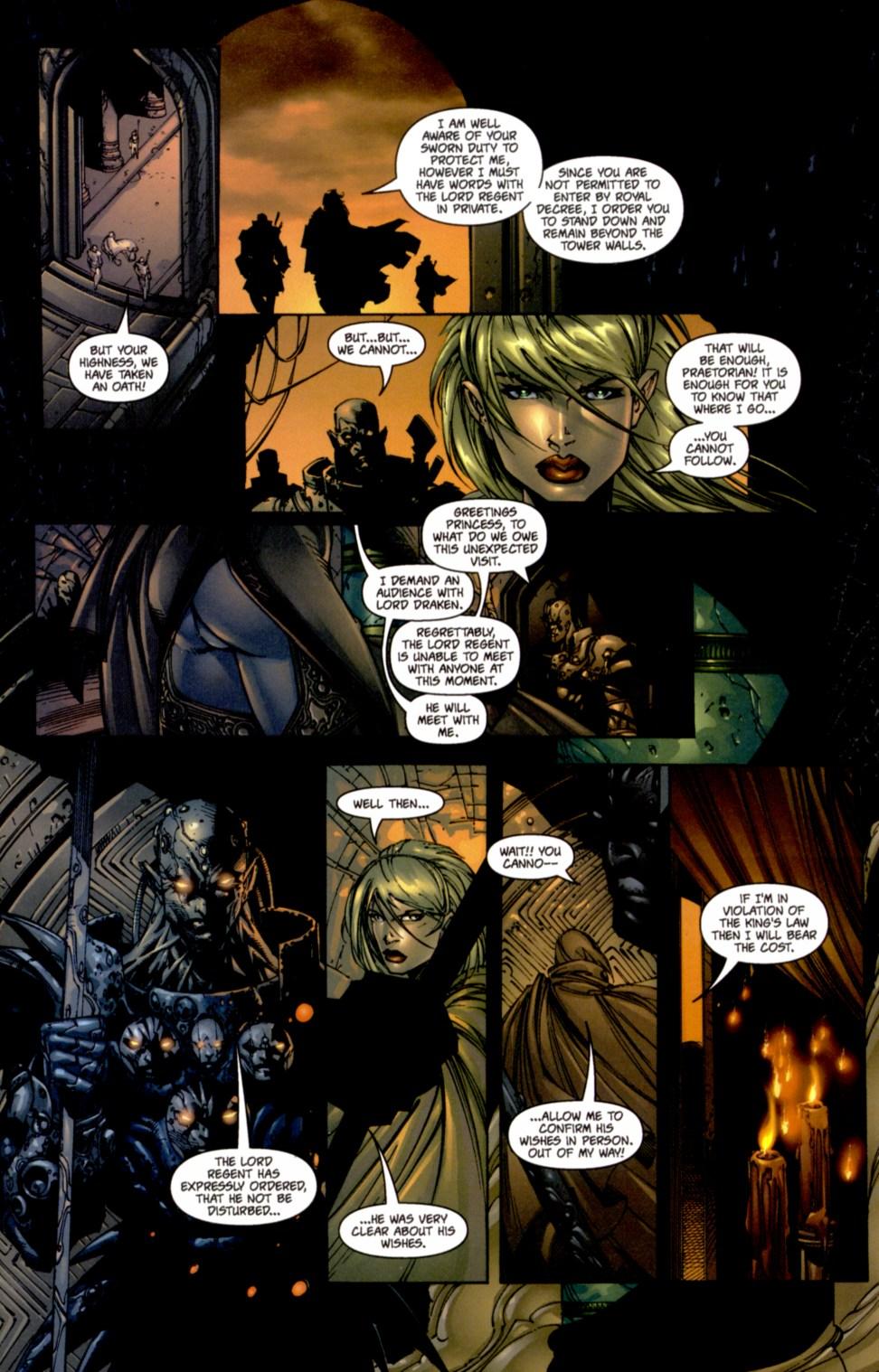 Read online Soul Saga comic -  Issue #4 - 8