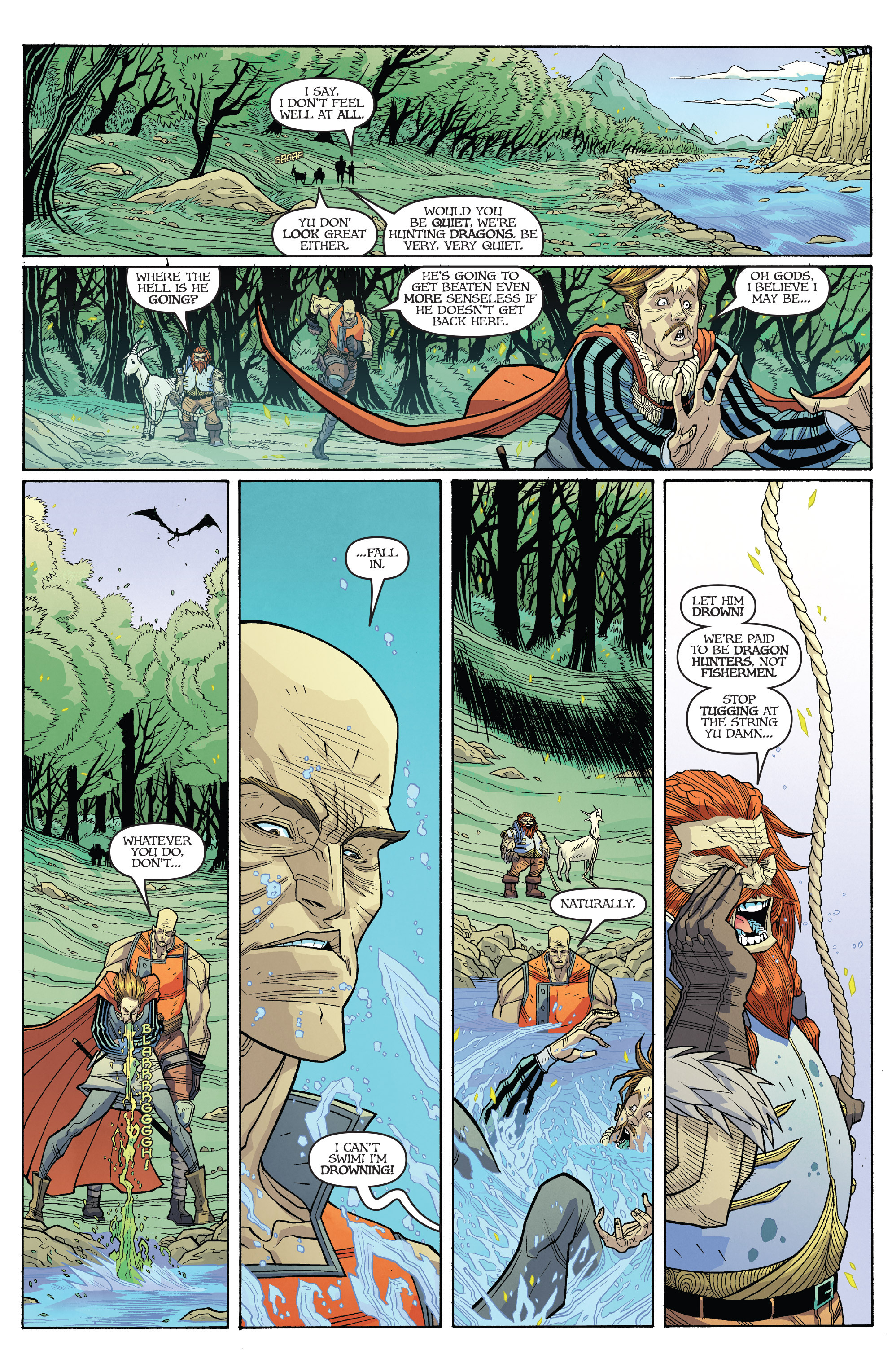 Read online Skullkickers comic -  Issue #18 - 4