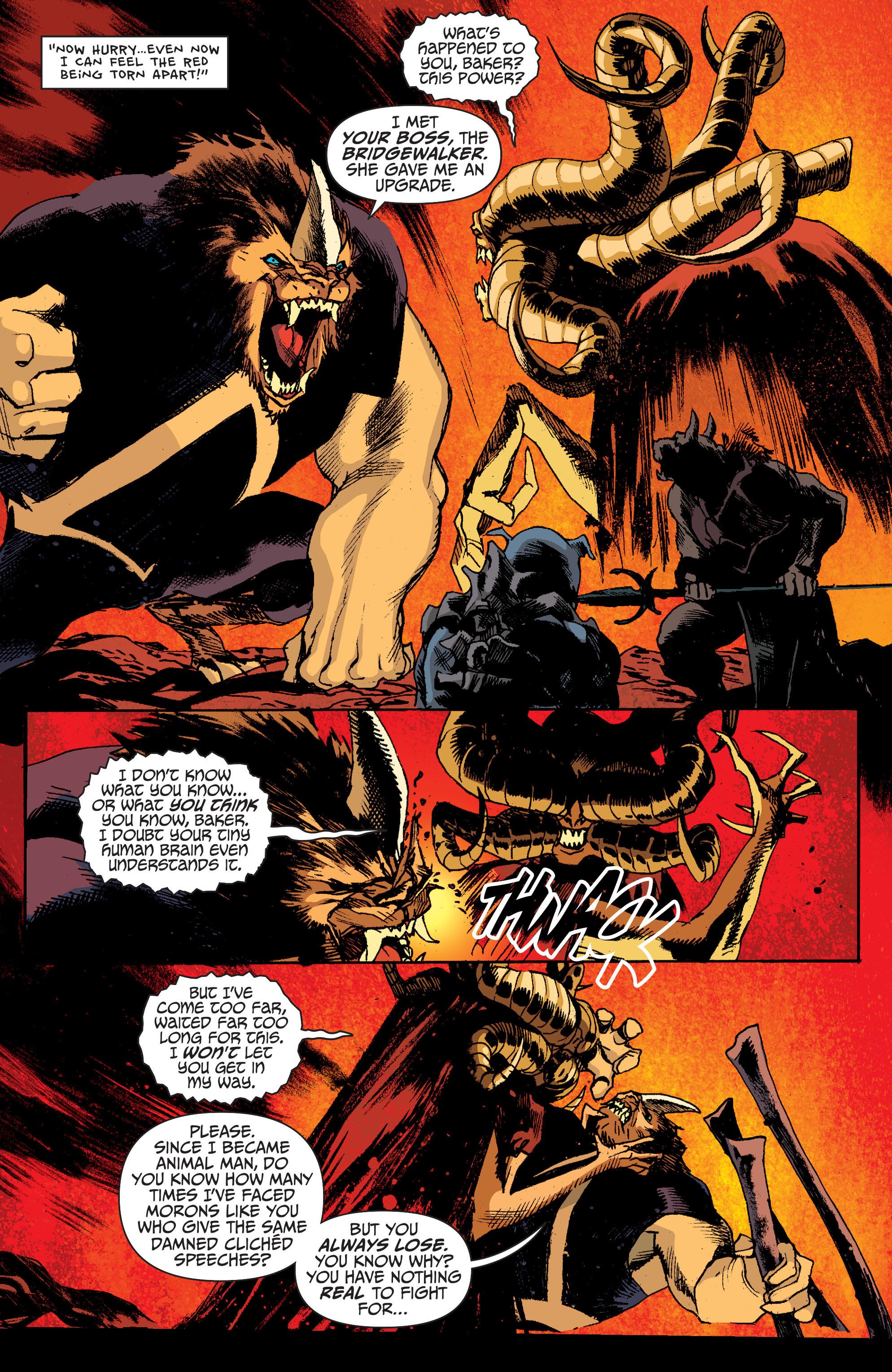 Read online Animal Man (2011) comic -  Issue #27 - 9