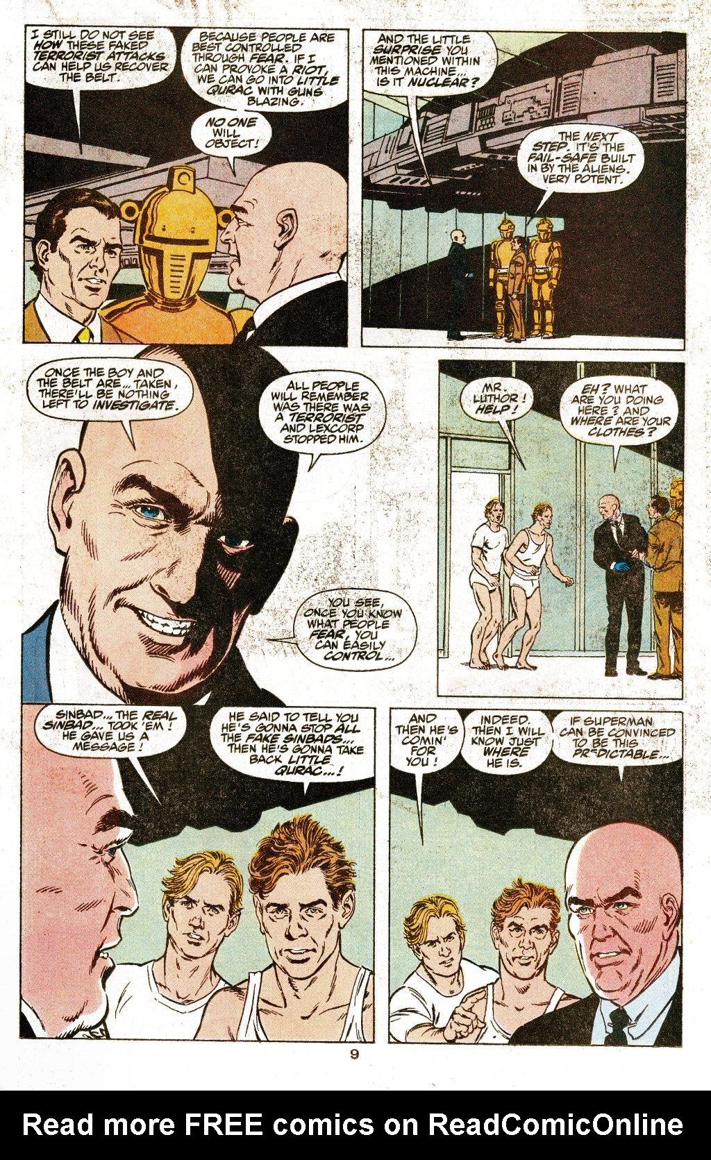 Action Comics (1938) 658 Page 9