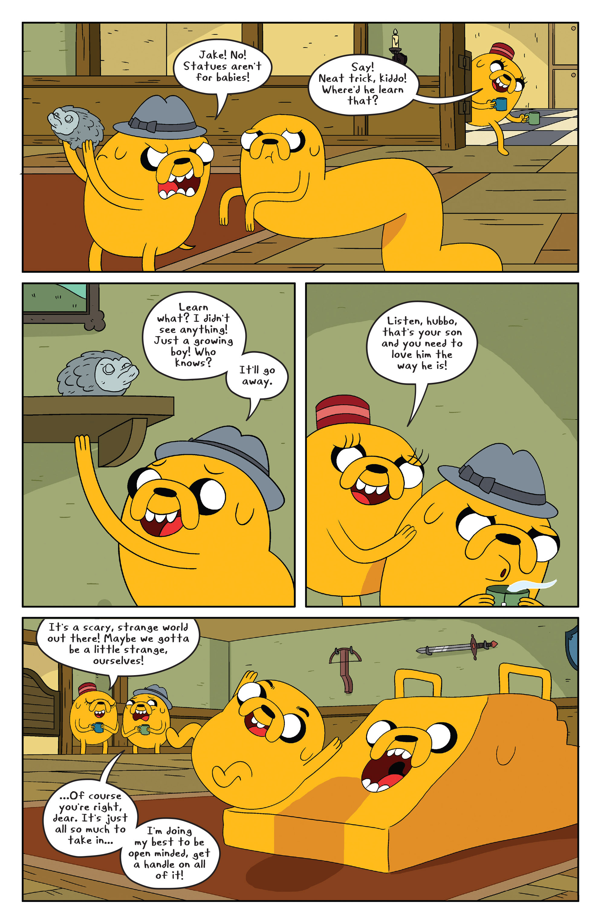 Read online Adventure Time comic -  Issue #48 - 6