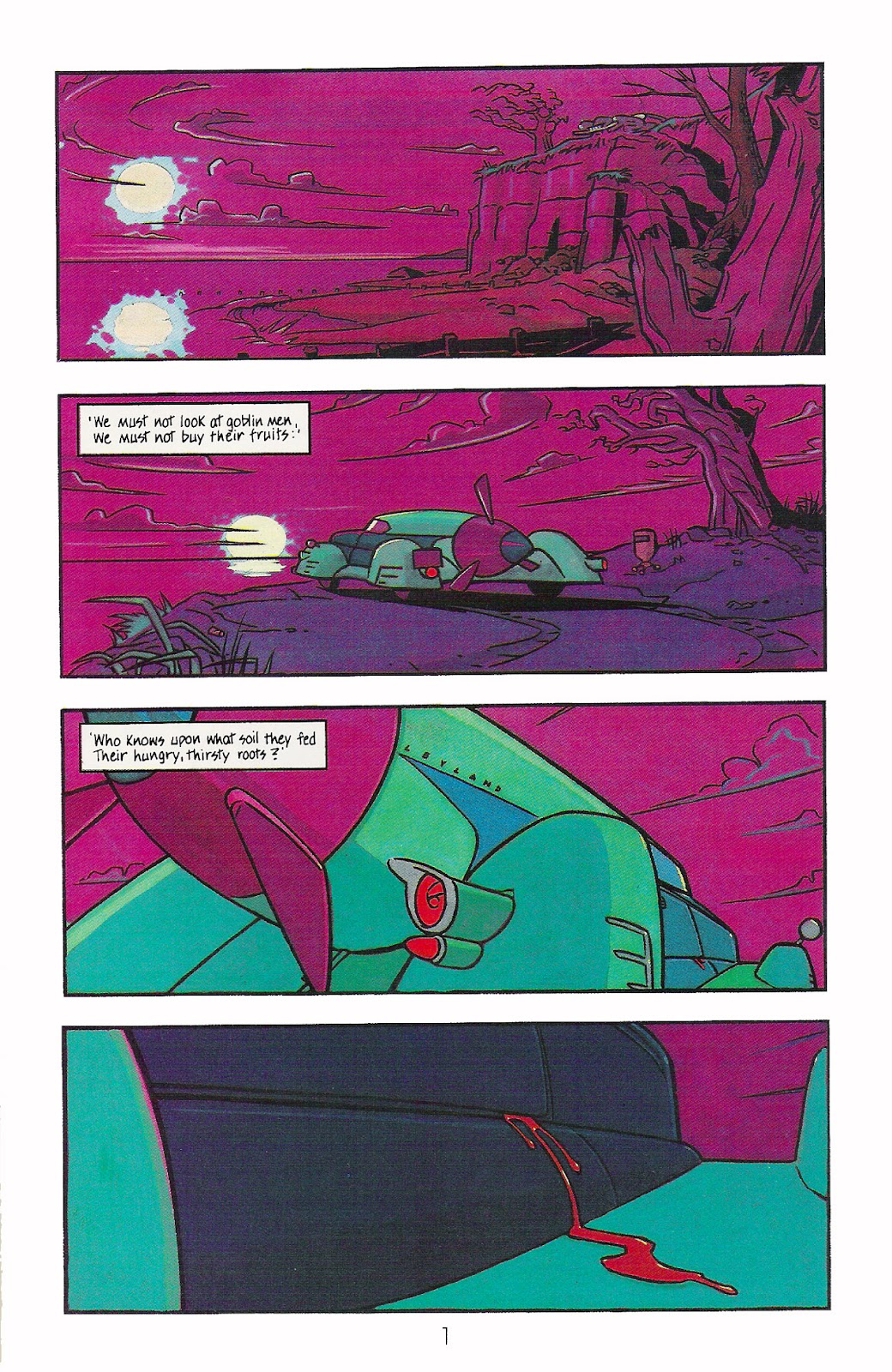 Read online Dare comic -  Issue #1 - 3