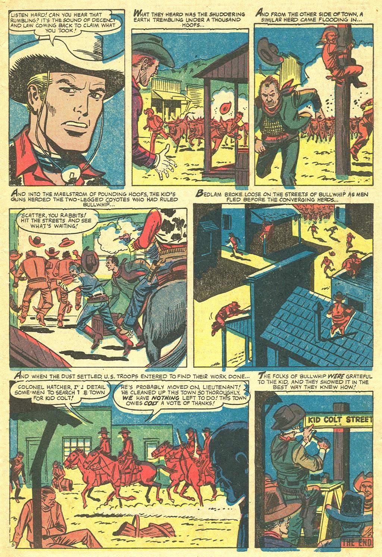 Gunsmoke Western issue 41 - Page 7
