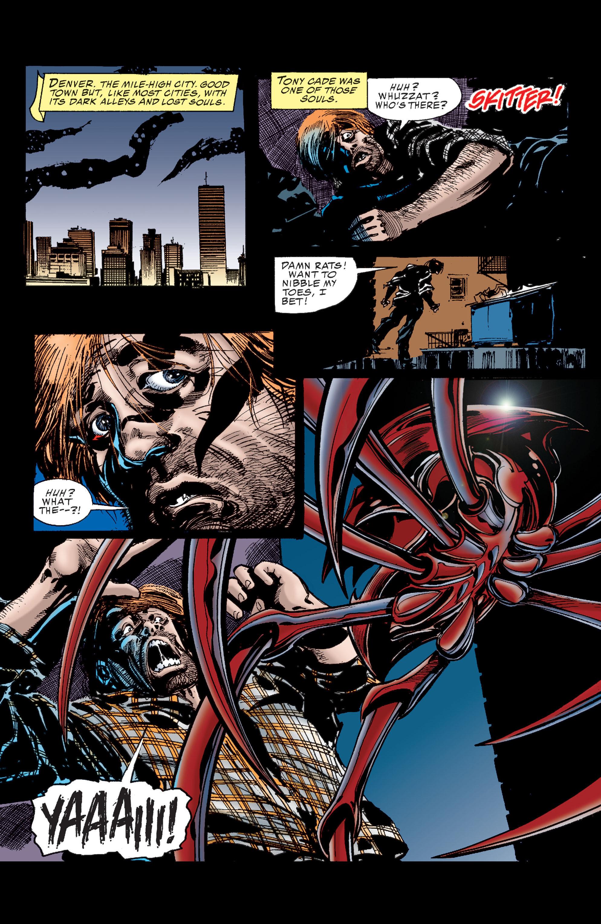 Read online Martian Manhunter: Son of Mars comic -  Issue # TPB - 32