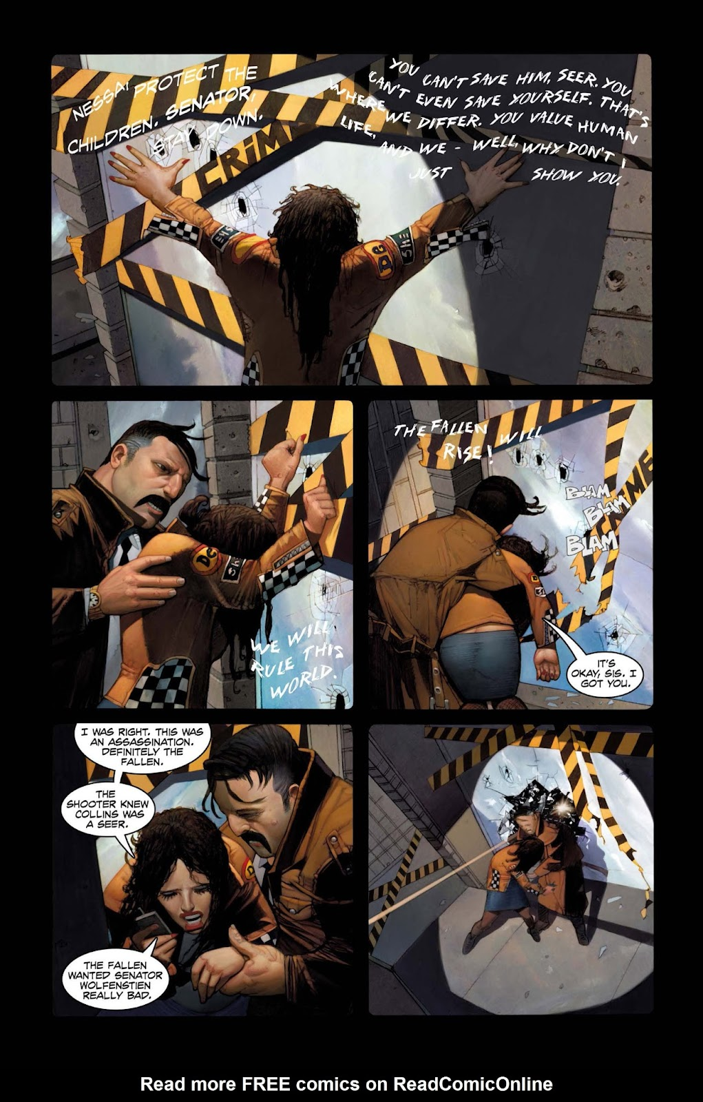 13 Coins issue TPB - Page 17