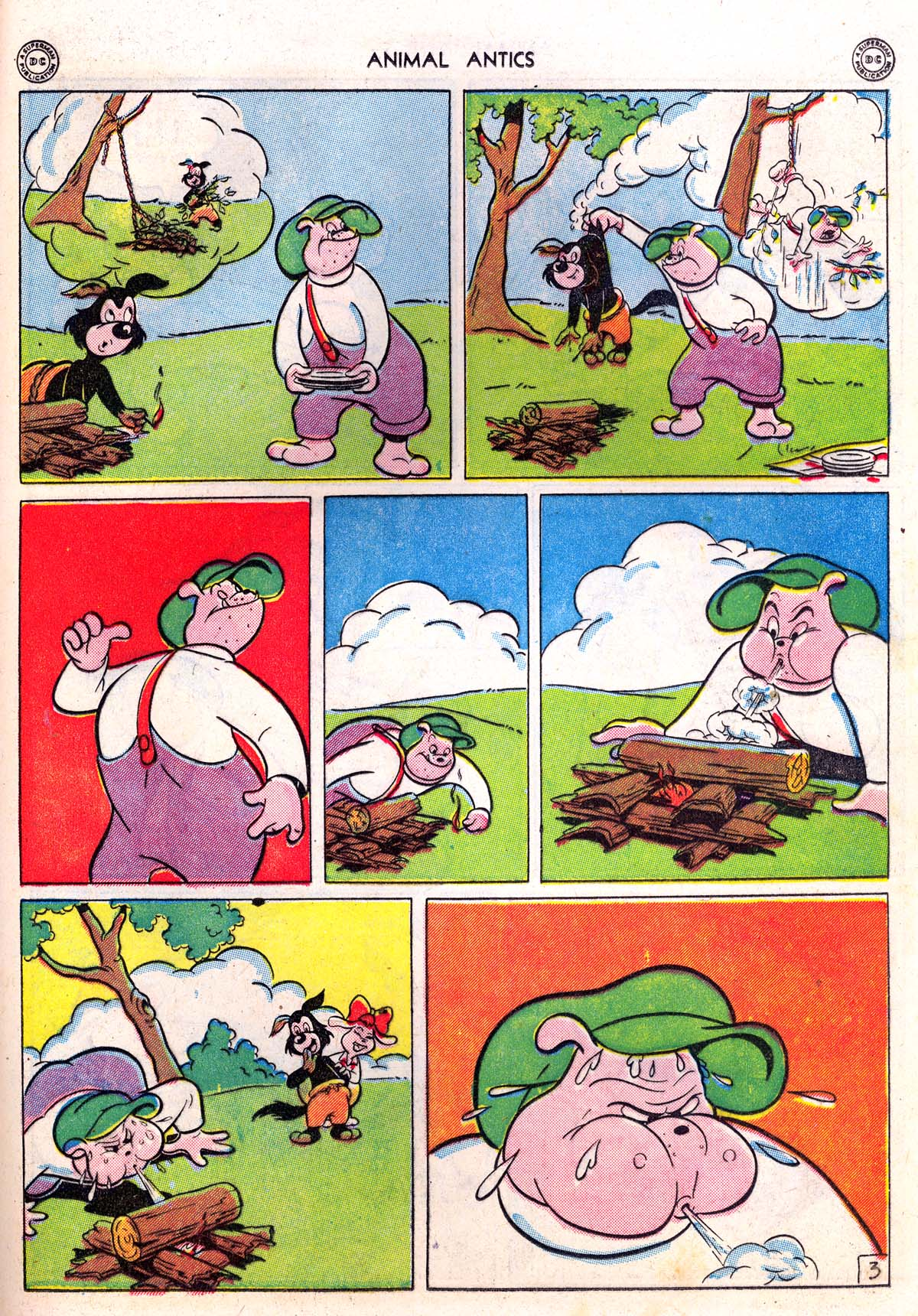 Read online Animal Antics comic -  Issue #5 - 37